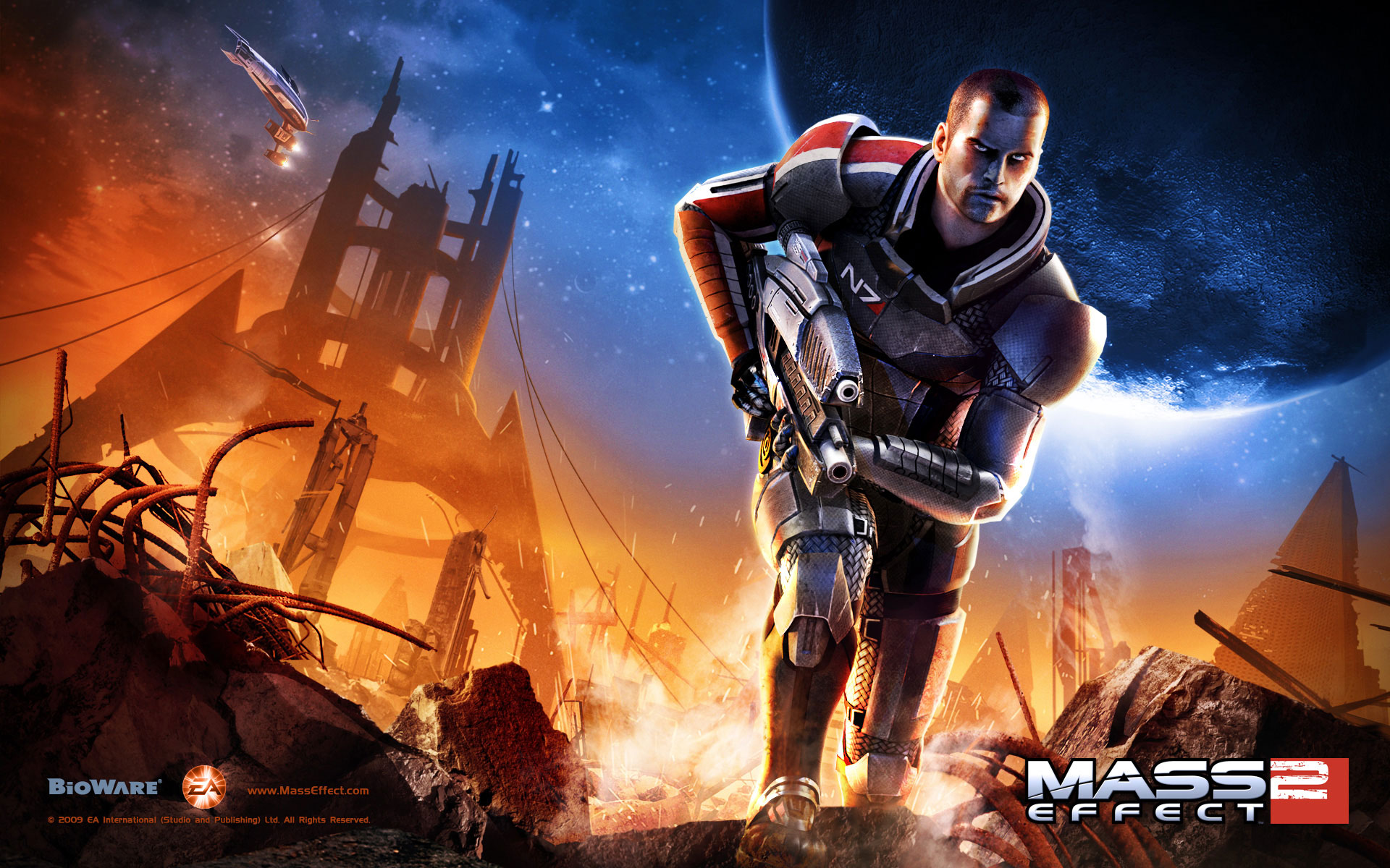 Mass Effect 2 Game 471.16 Kb