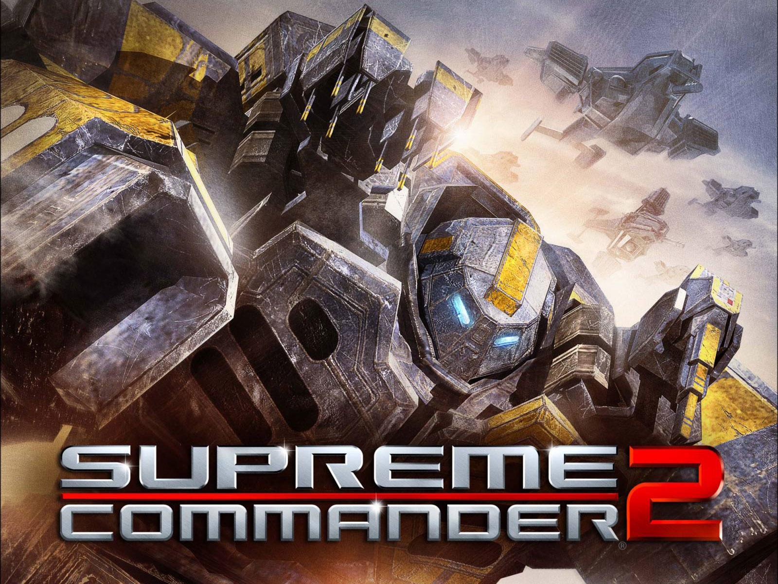 Supreme Commander 2 852.48 Kb
