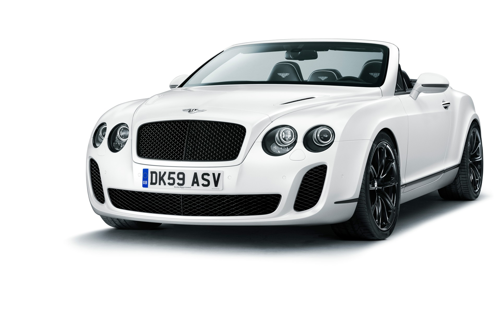 Bentley Continental Supersports Convertible 2124.25 Kb