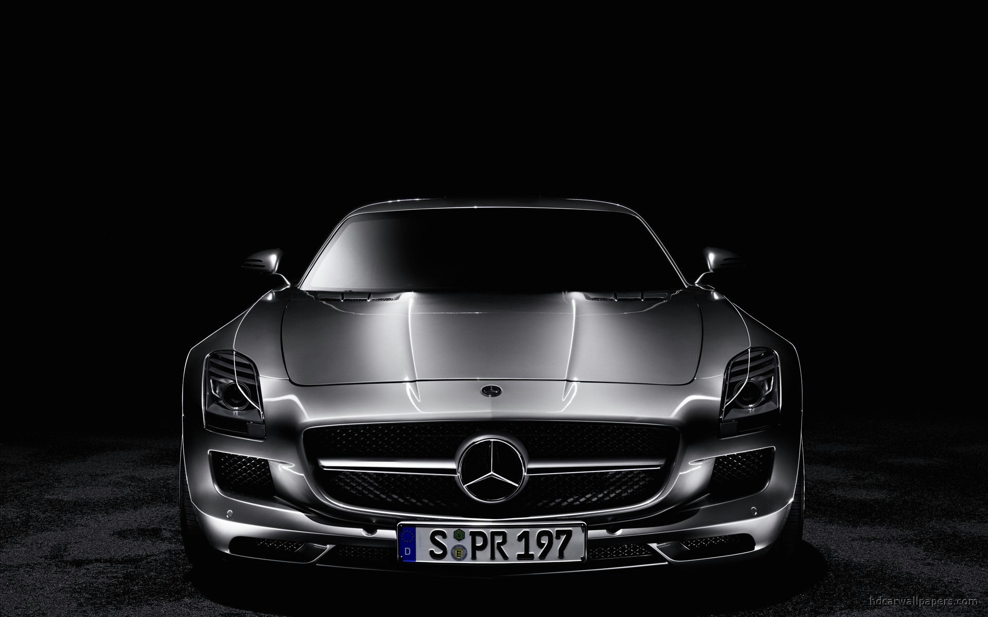 2011 Mercedes Benz SLS AMG 5 400.09 Kb