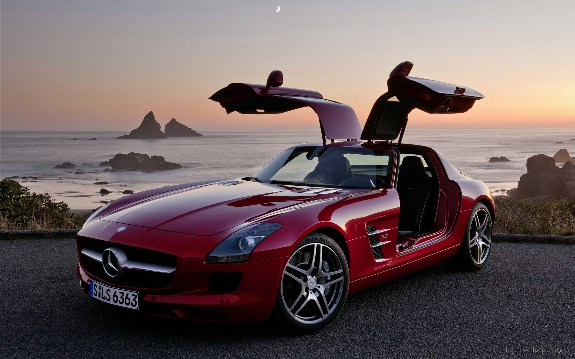 2011 Mercedes Benz SLS AMG 10 400.09 Kb