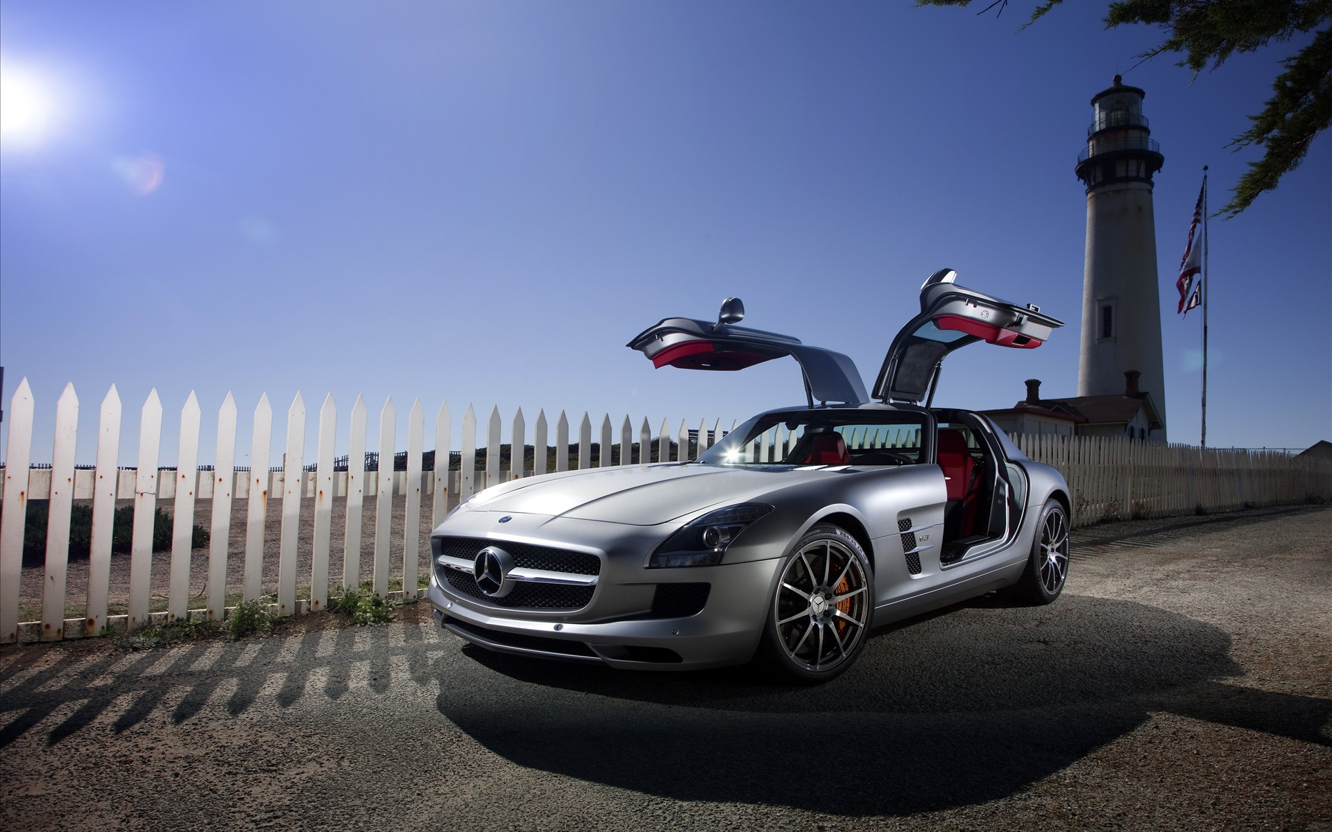 2011 Mercedes Benz SLS AMG 17 400.09 Kb