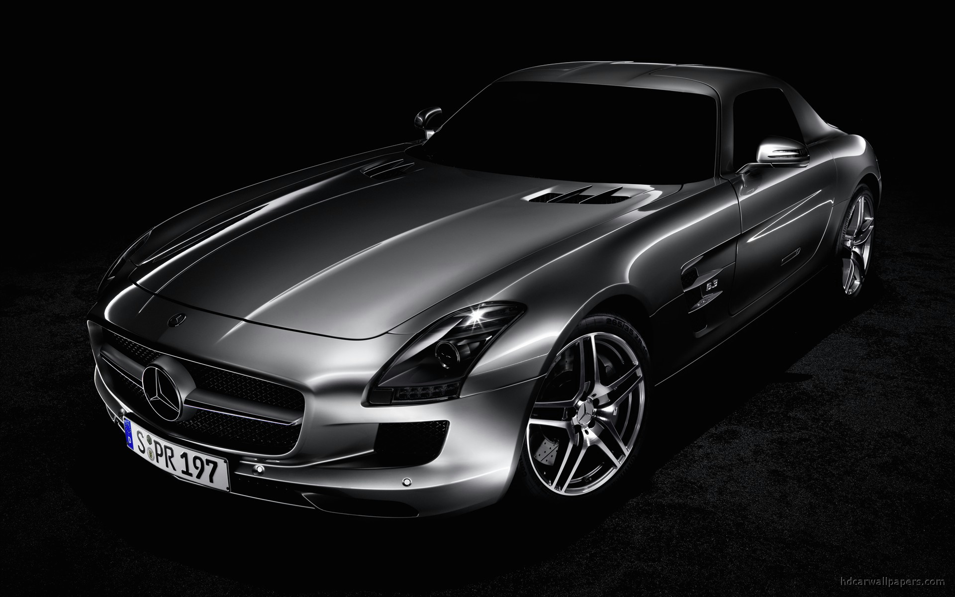 2011 Mercedes Benz SLS AMG 13 400.09 Kb