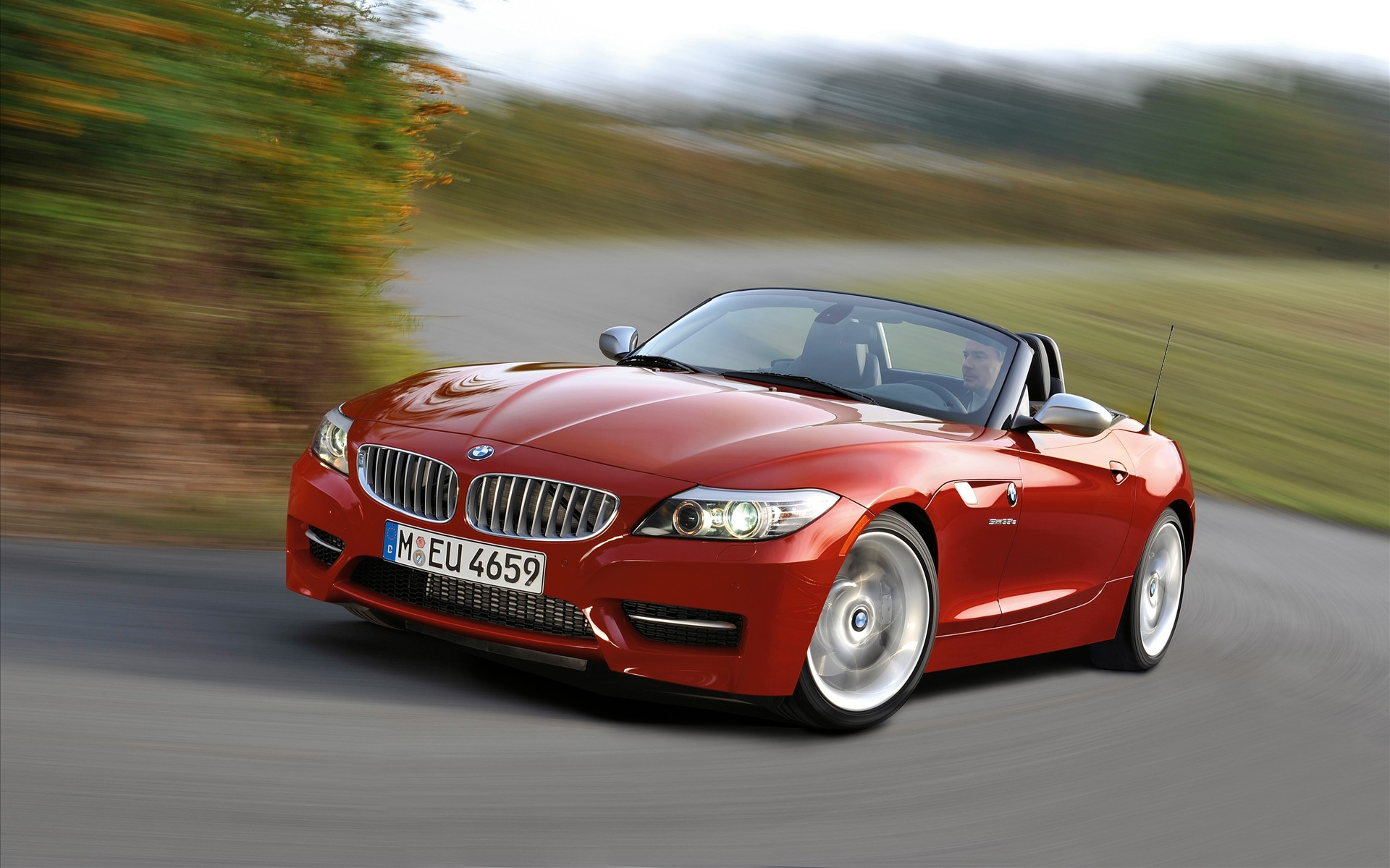 New BMW Z4 2011 Car 303.38 Kb