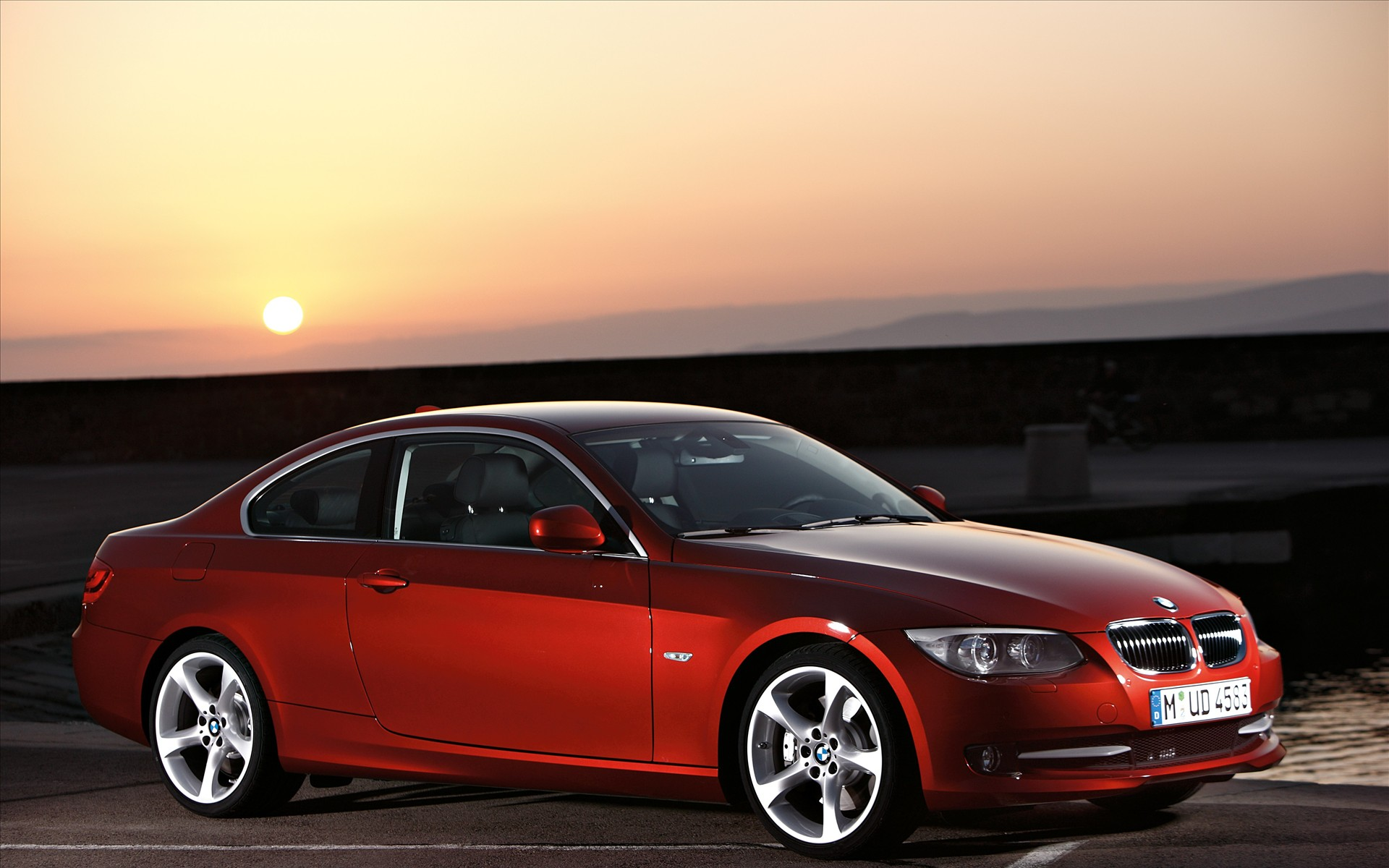 2011 BMW Series 3  Coupe