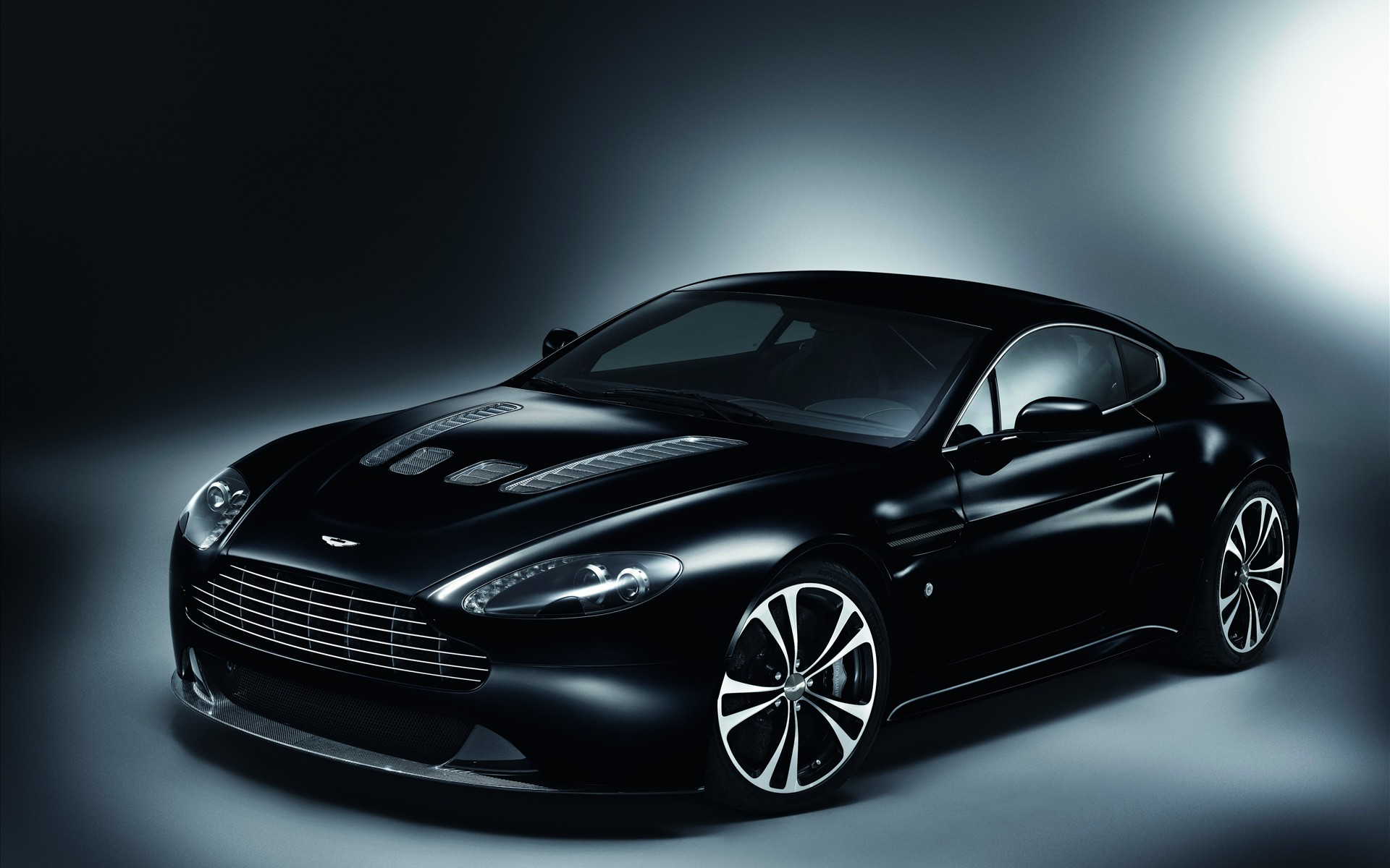 Aston Martin Carbon Black Special Editions