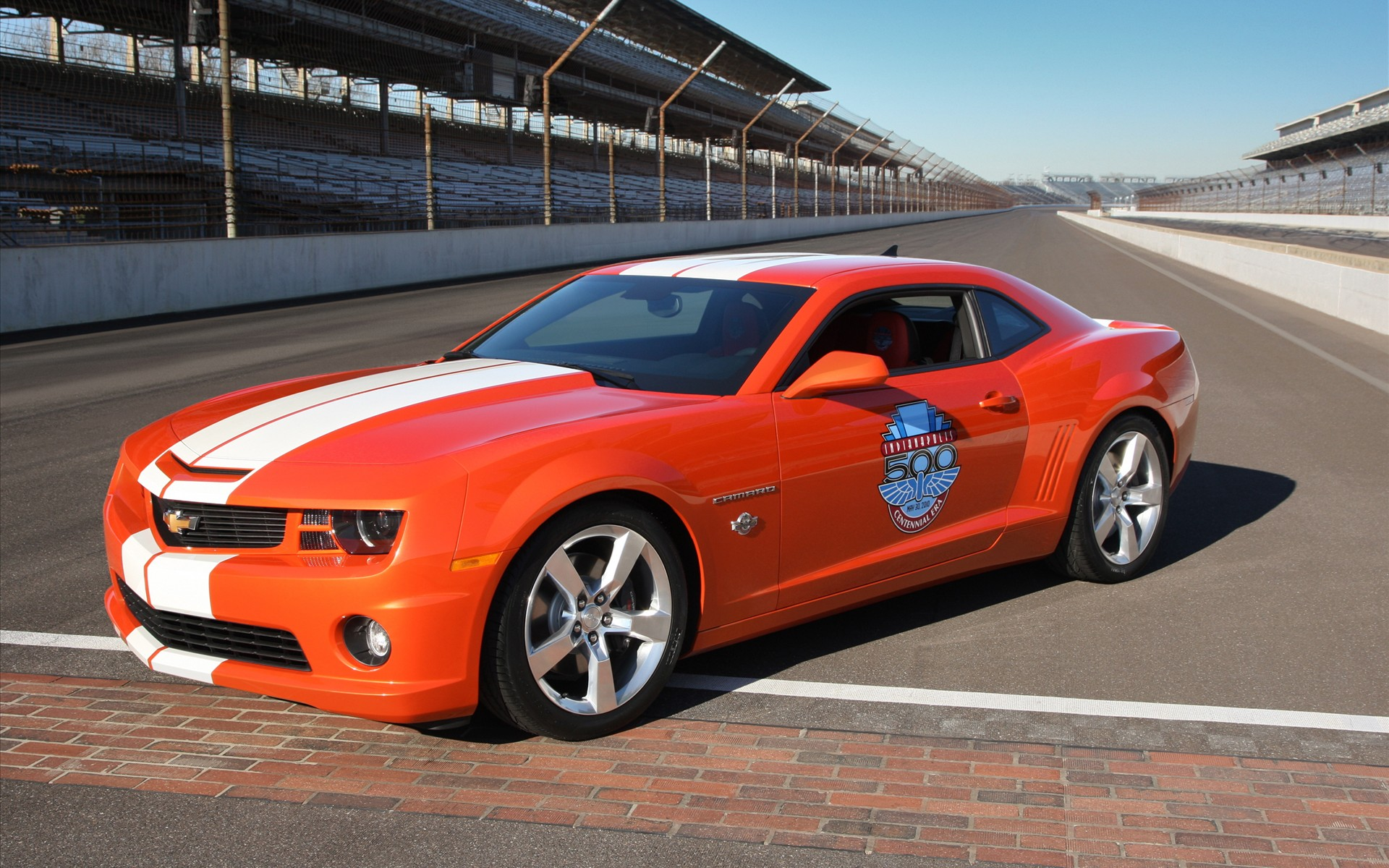 2010 Chevrolet Camaro SS Indianapolis Car 219.77 Kb