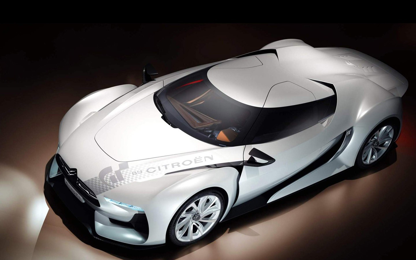 Citroen Supercar Concept 2 475.02 Kb