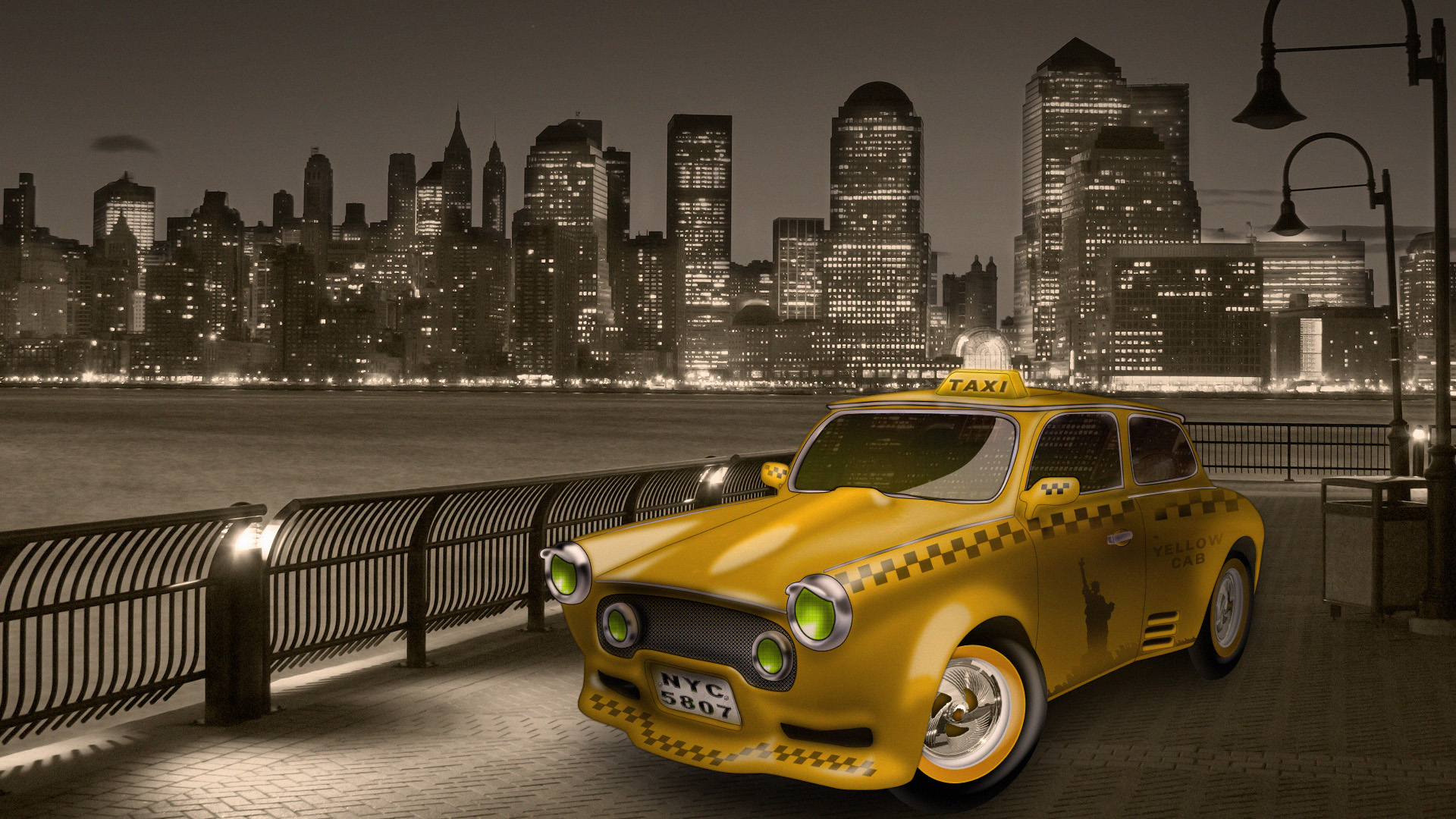 Taxi to Newjersey 1080p