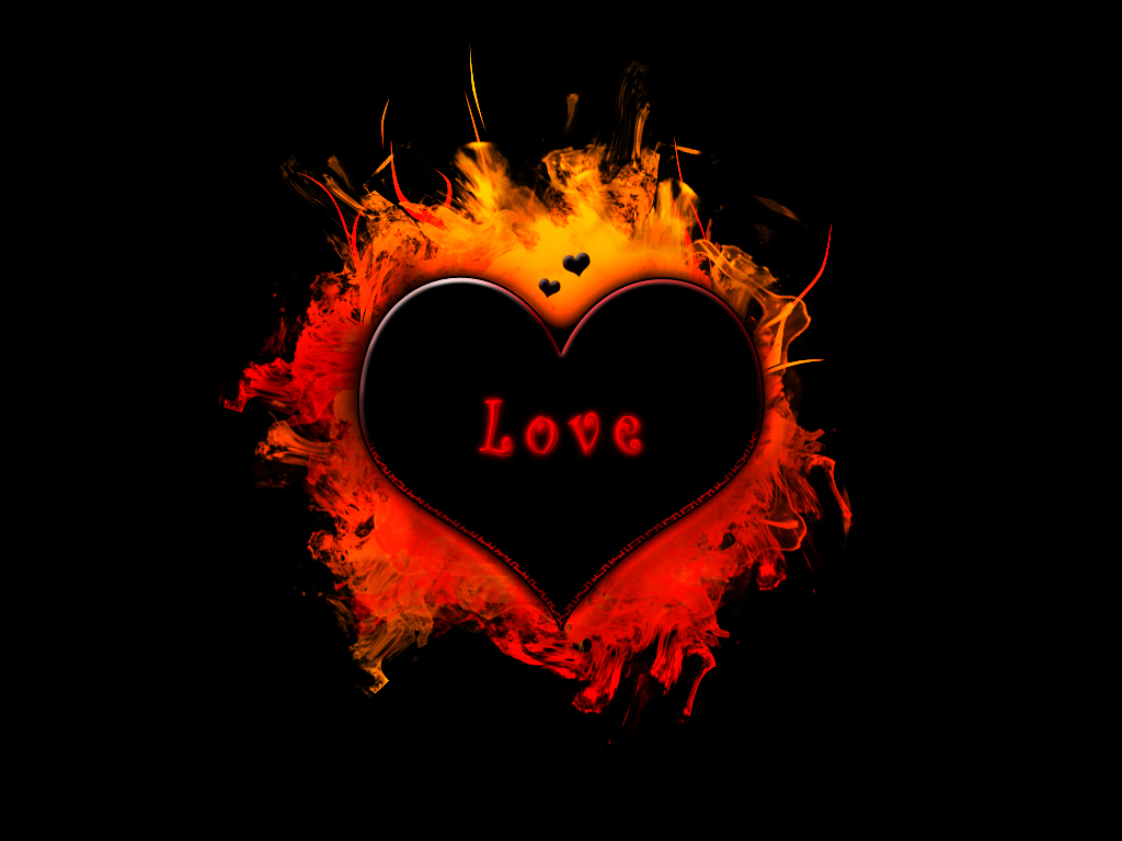 Love in Fire