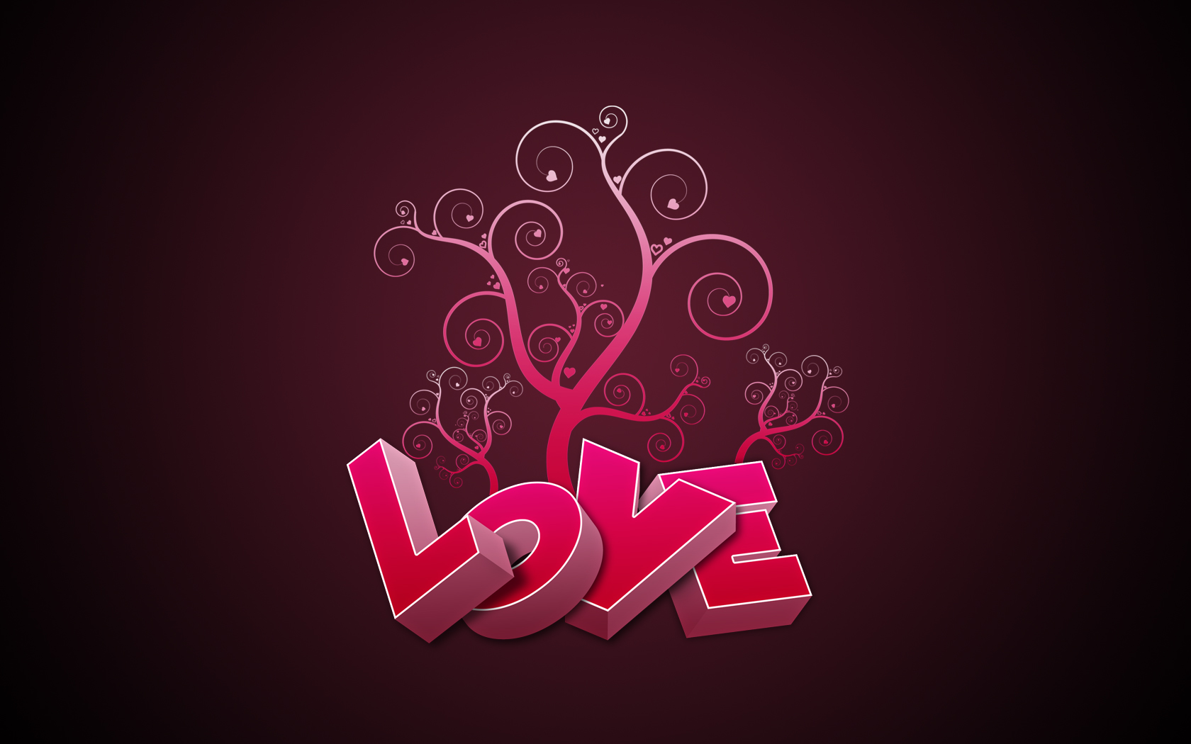 Love in Pink 165.56 Kb