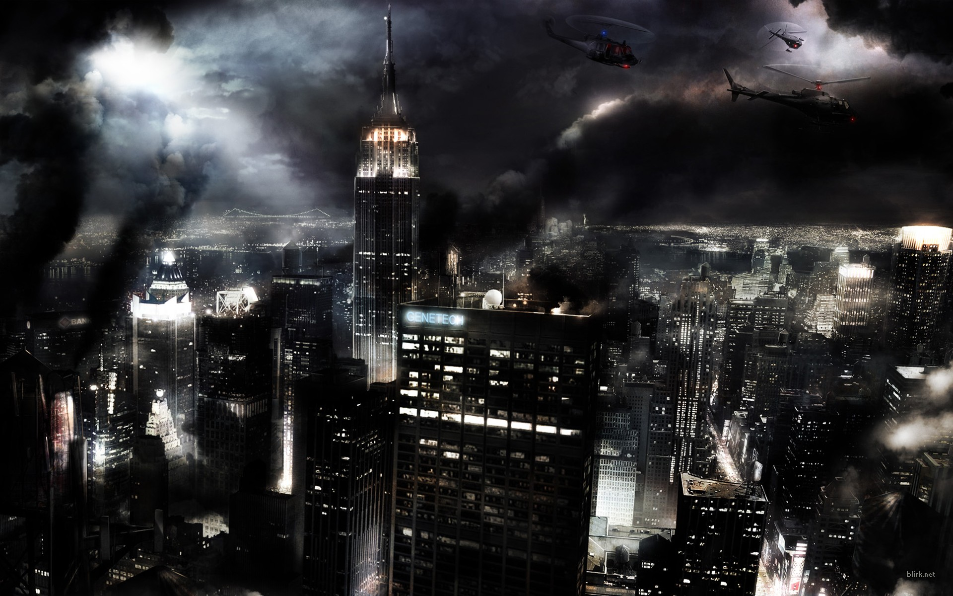 Empire State Destruction 603.16 Kb