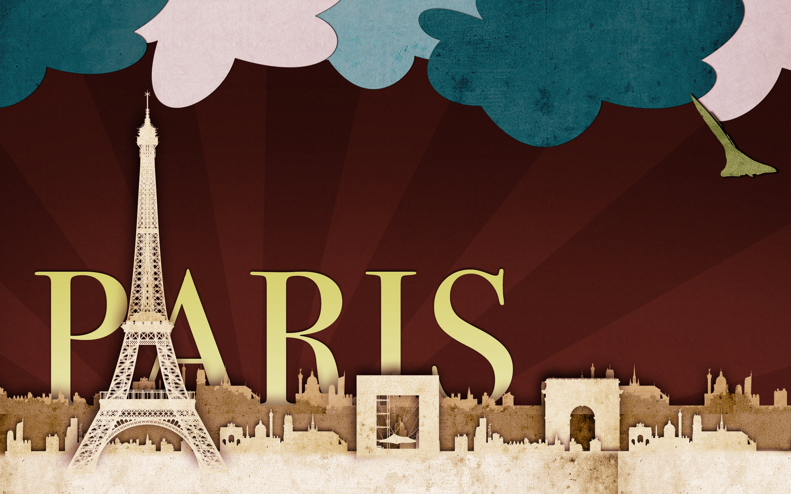 Paris Scrap Art 1315.53 Kb