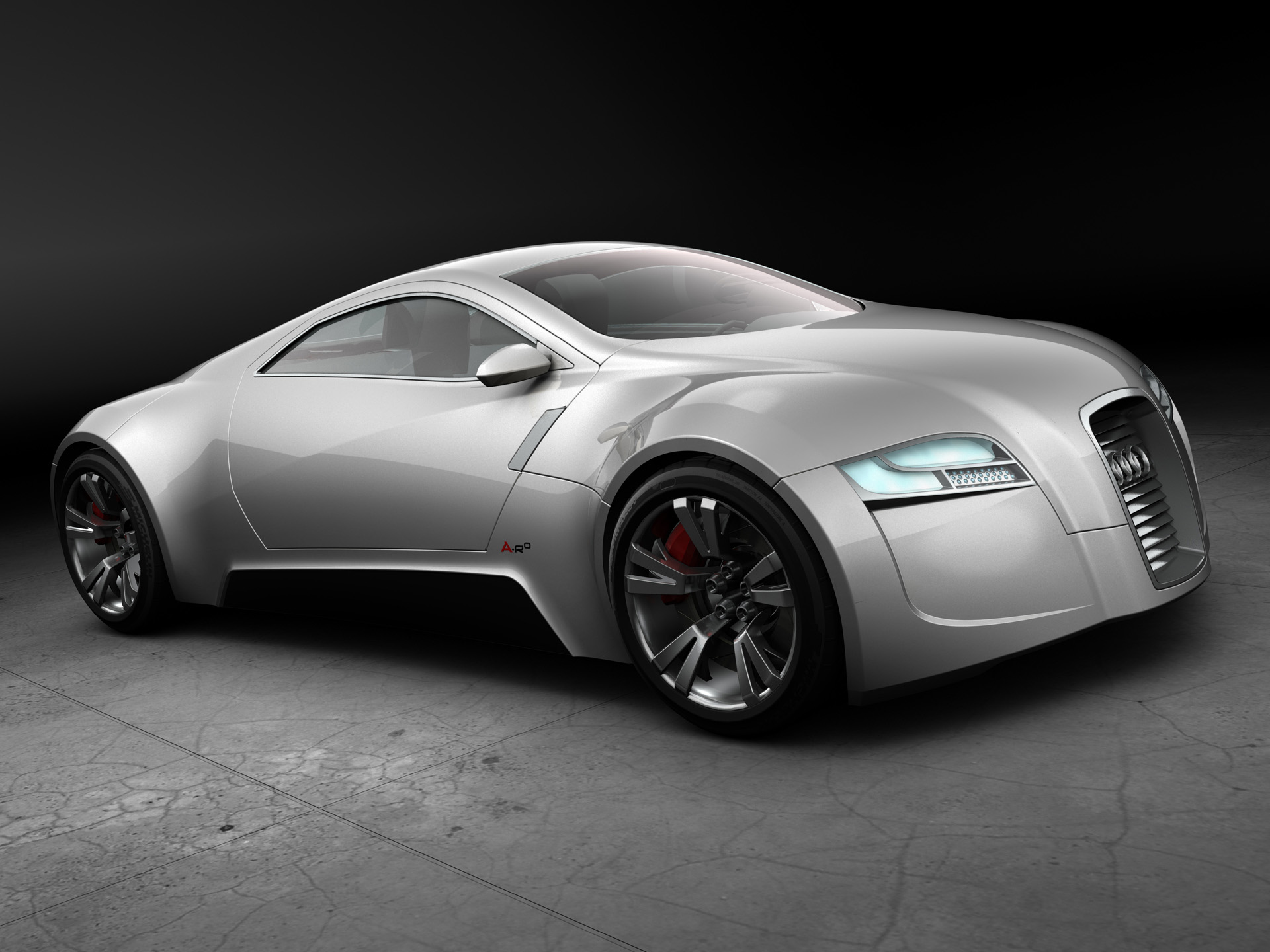 Audi Super Concept Car 640.14 Kb
