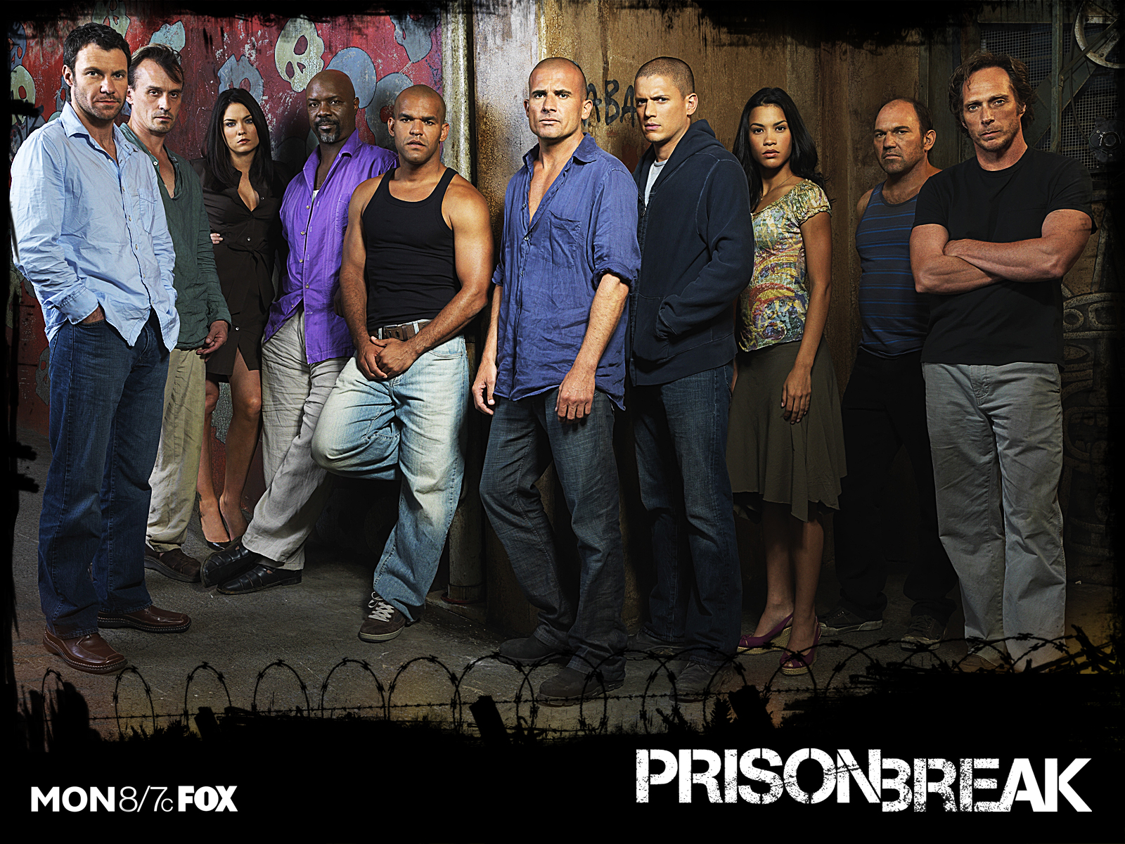 Prison Break TV Series 145.44 Kb