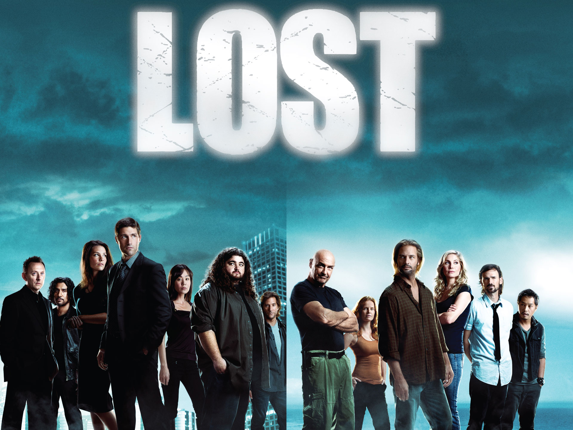 Lost TV Series 2010