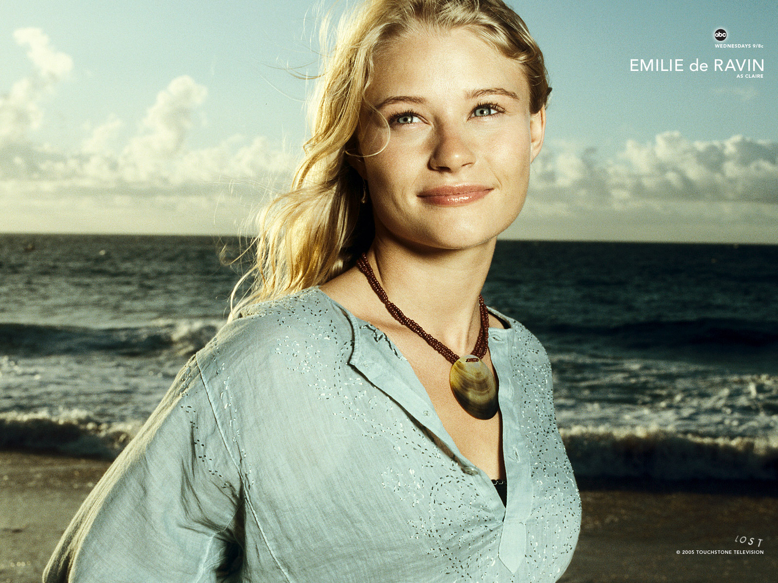 Emilie de Ravin as Claire in Lost 176.85 Kb