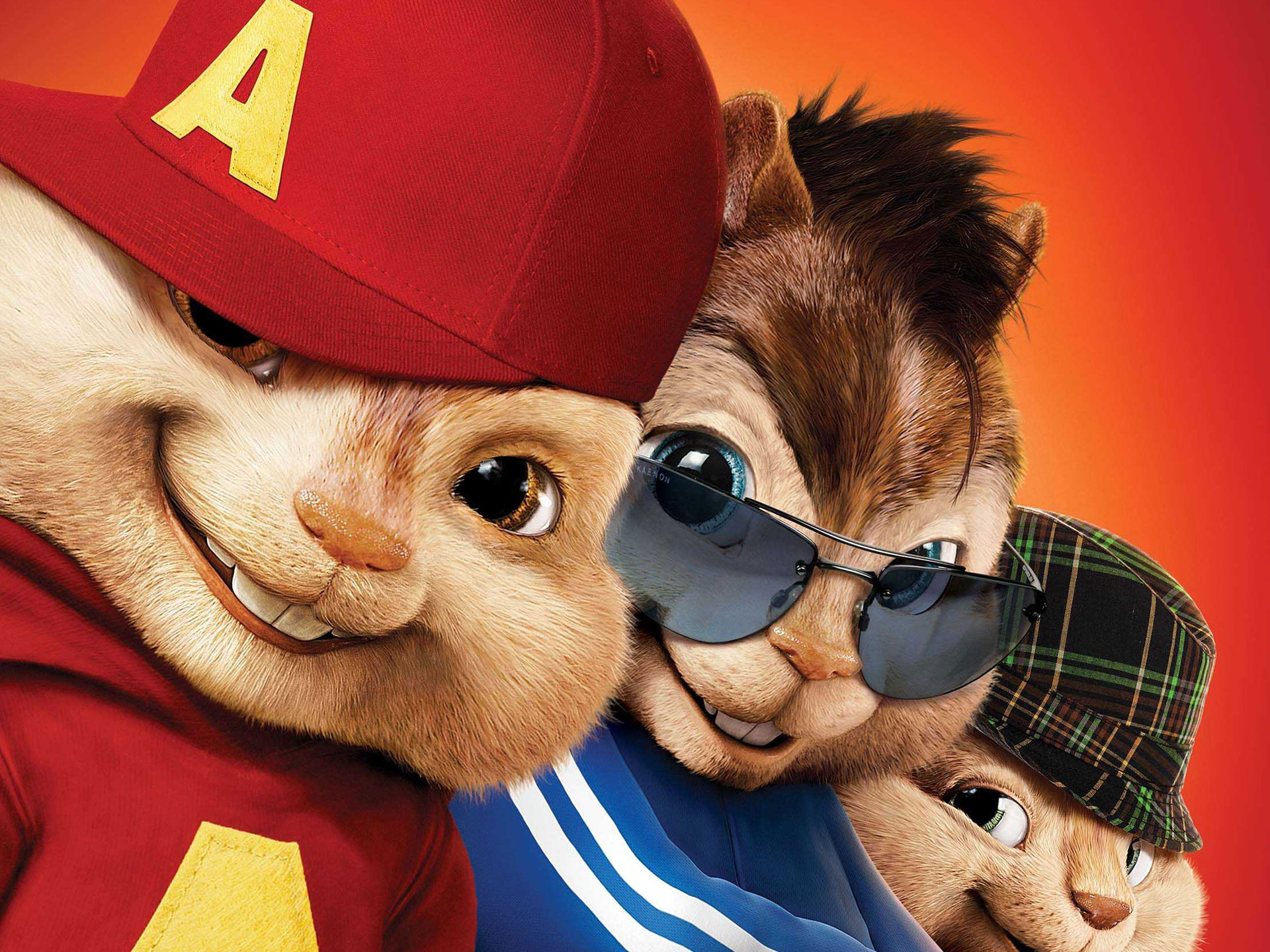 Alvin and the Chipmunks Squeakquel Poster 1632.52 Kb