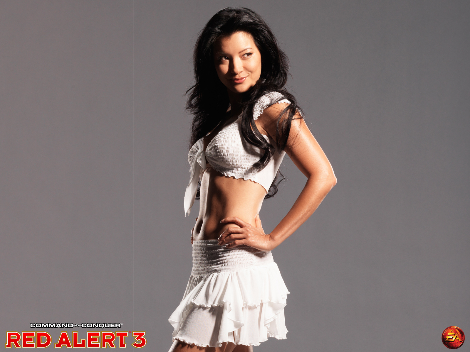 Kelly Hu Command & Conquer 3