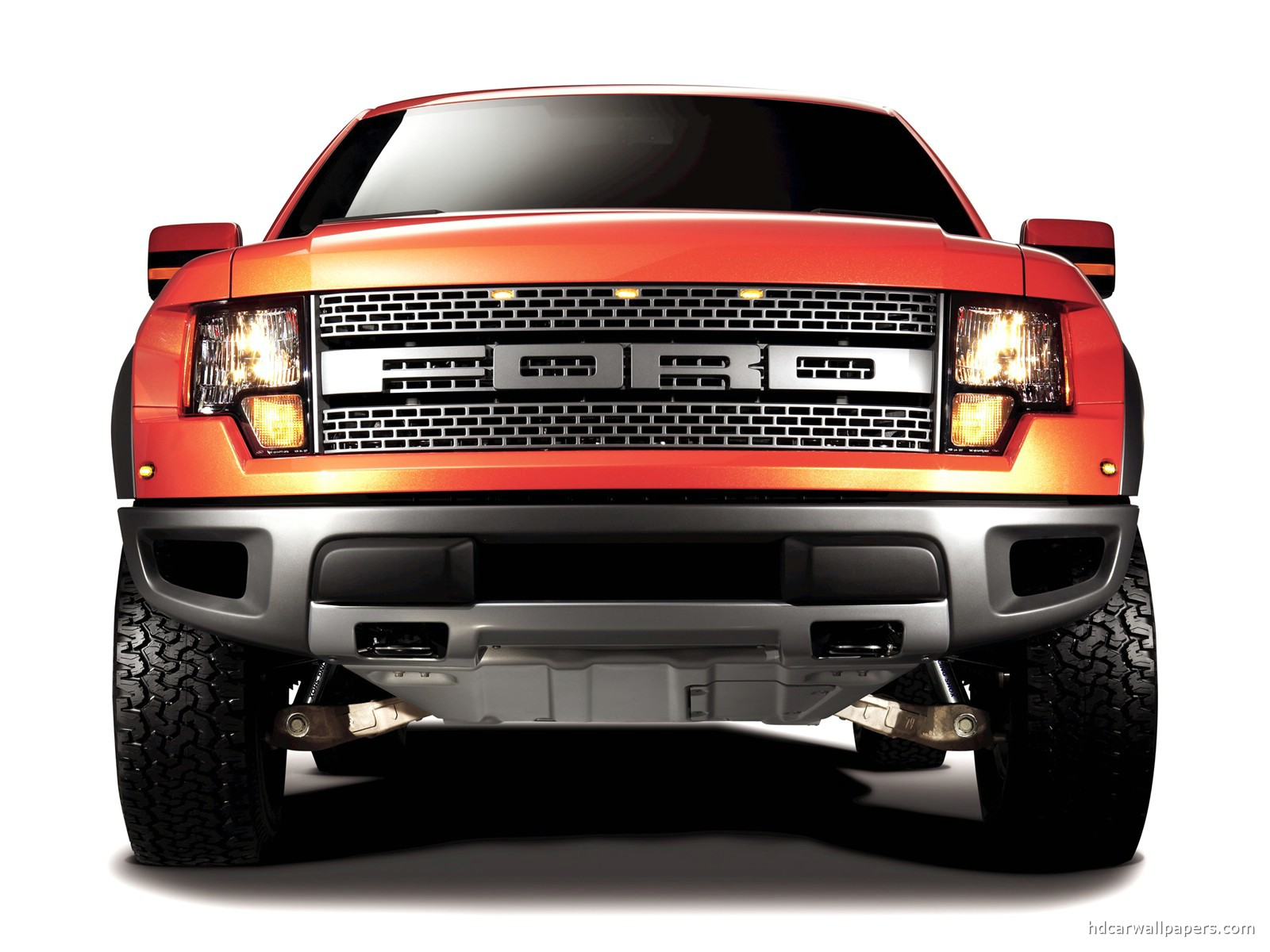 2010 Ford F150 SVT Raptor 2