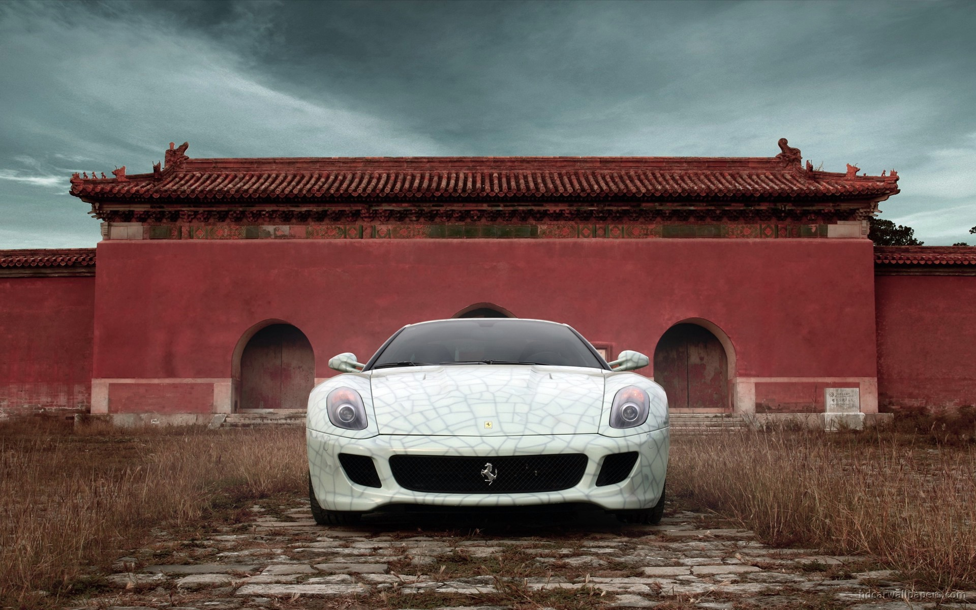 2009 Ferrari 599 GTB Fiorano China 351.31 Kb
