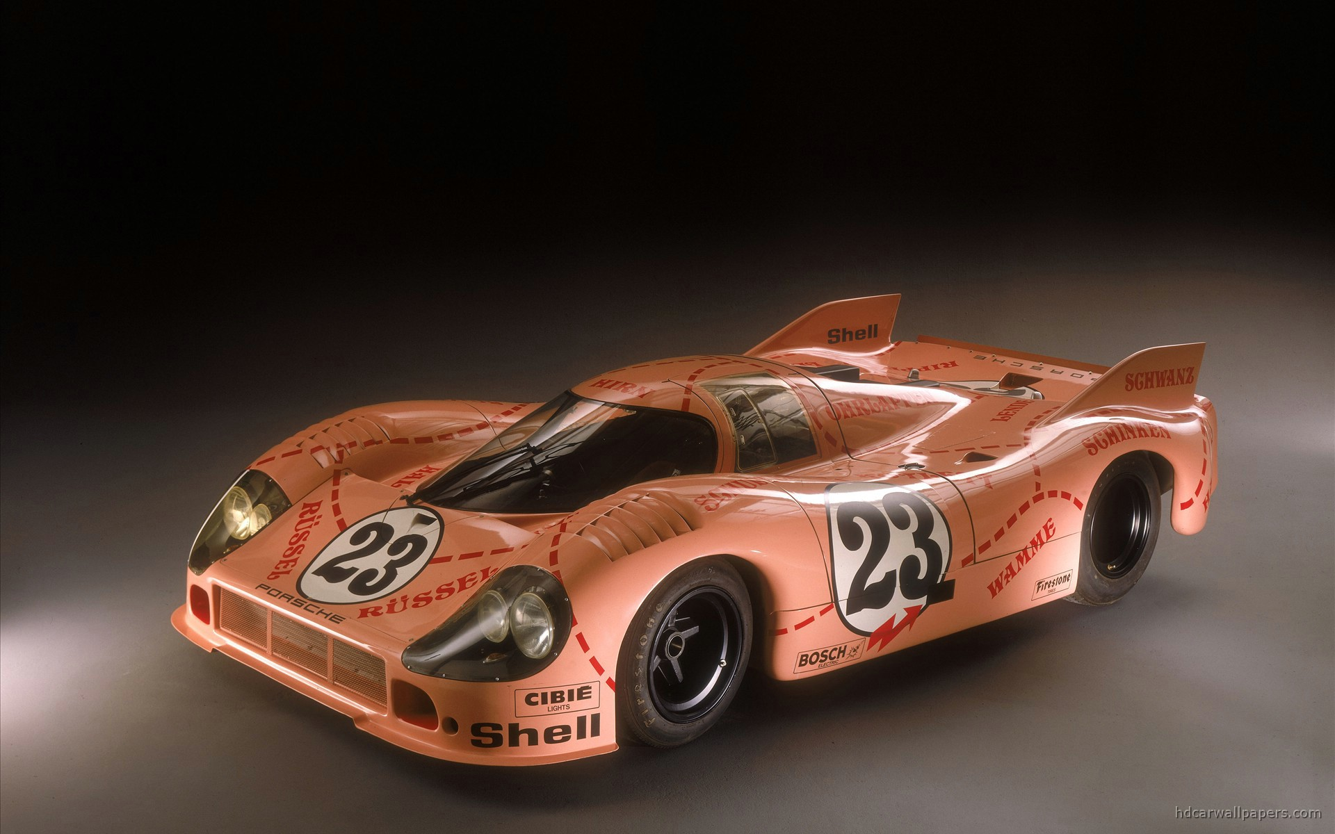 Porsche 917 Greatest Racing Car in History 254.96 Kb