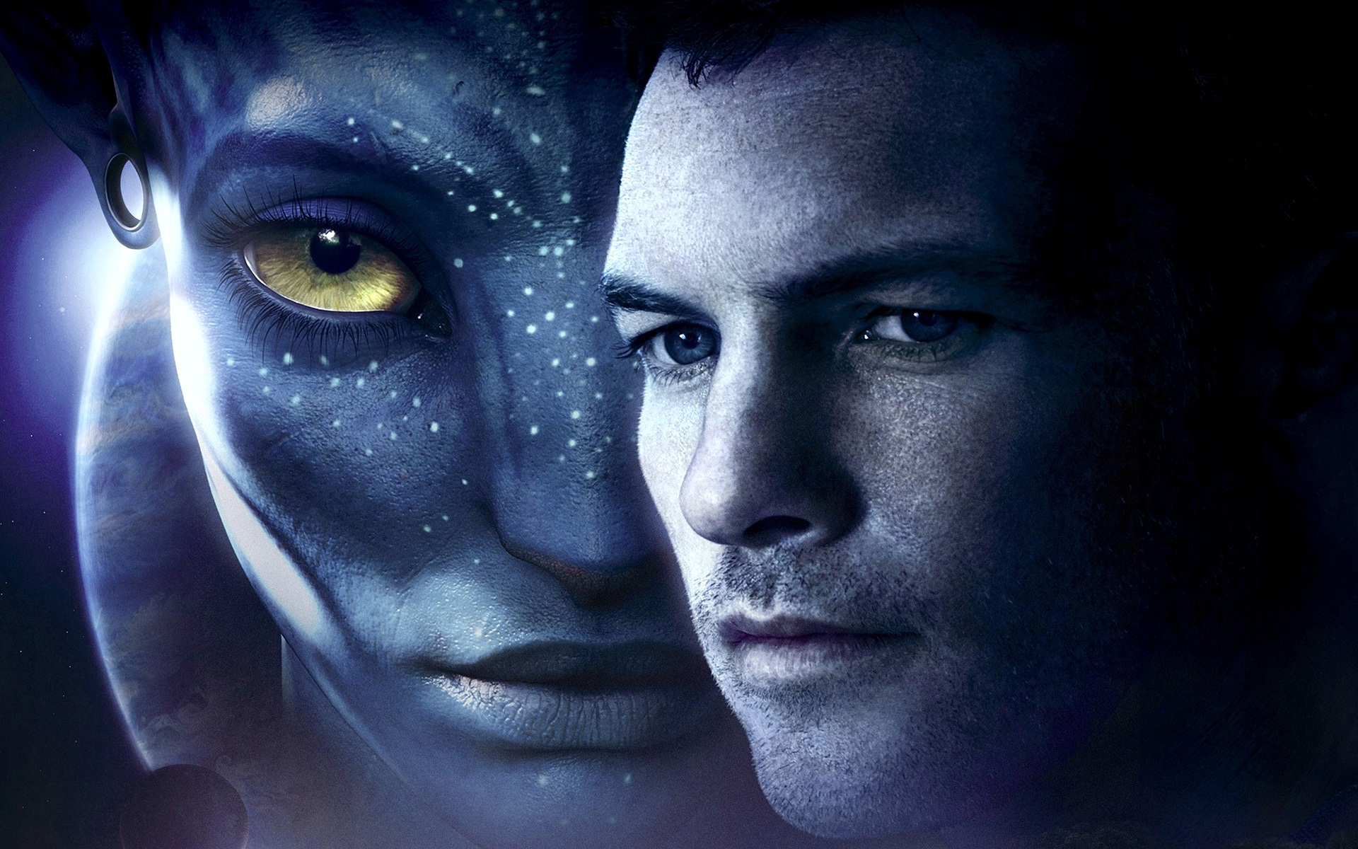 Neytiri & Jake Sully Avatar