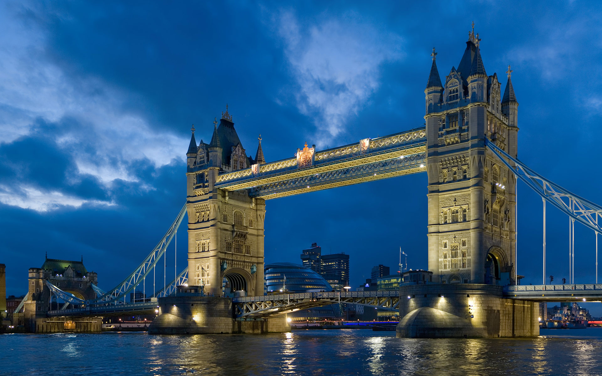 Tower Bridge London Twilight