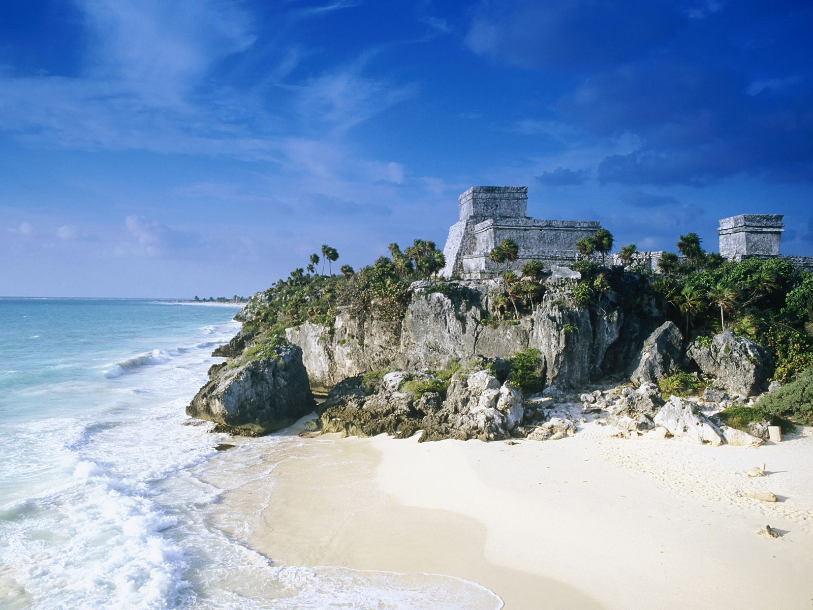 mayan ruins mexico beach 4219115 1600x1200 all for desktop. Black Bedroom Furniture Sets. Home Design Ideas