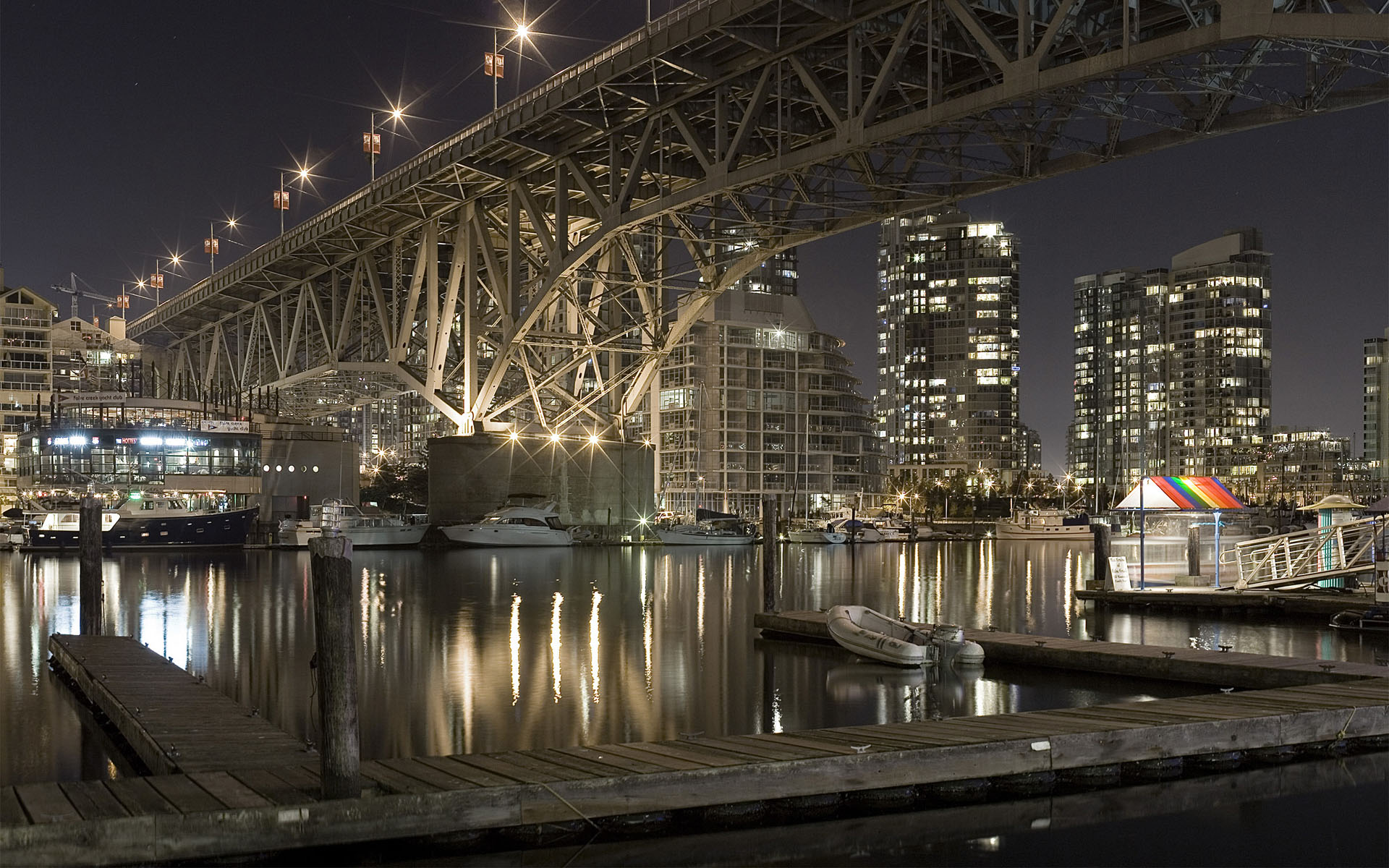 Granville Bridge 909.11 Kb