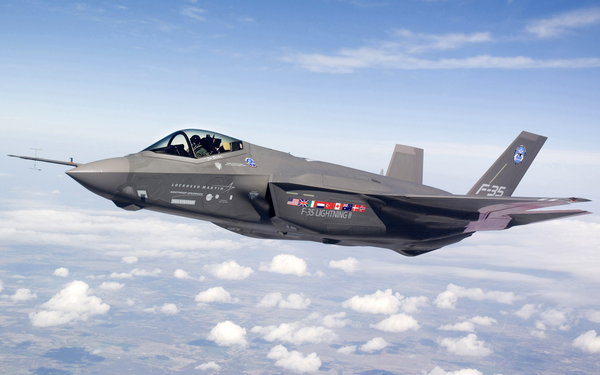 F 35 Joint Strike Fighter Lightning II