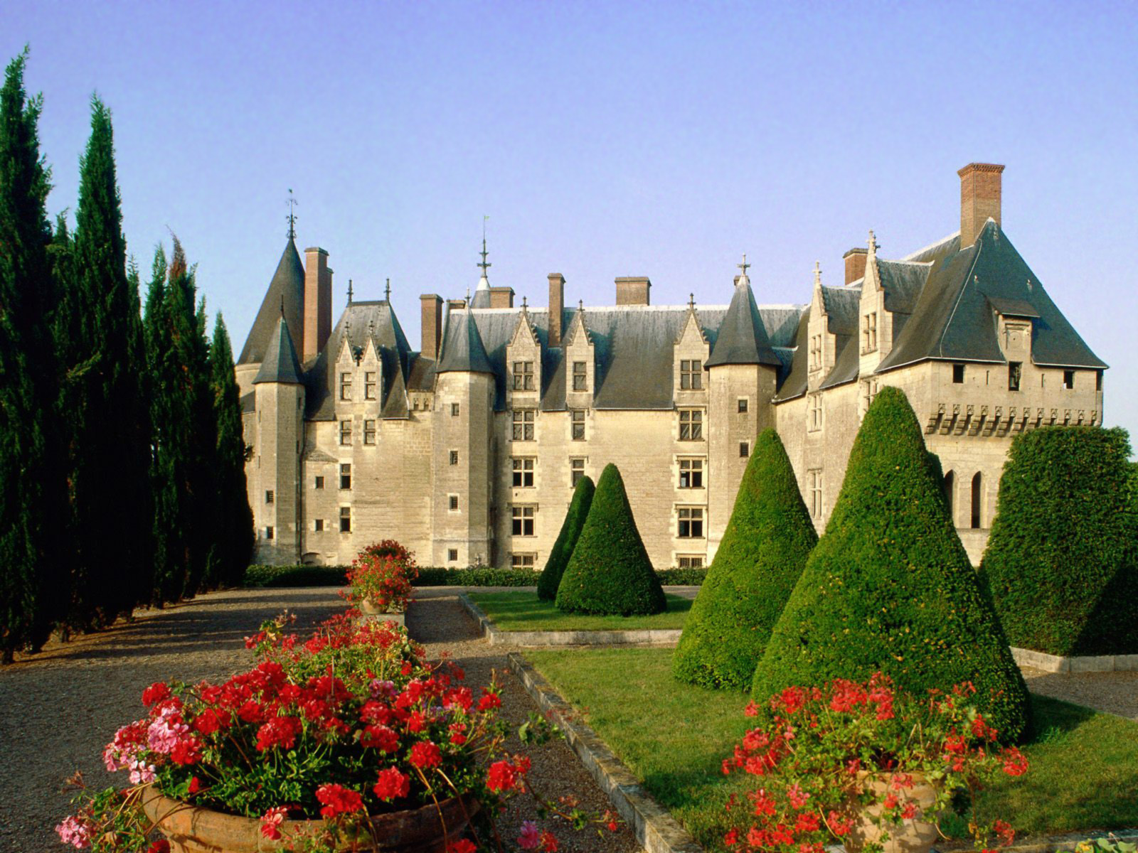 Chateau de Langeais France