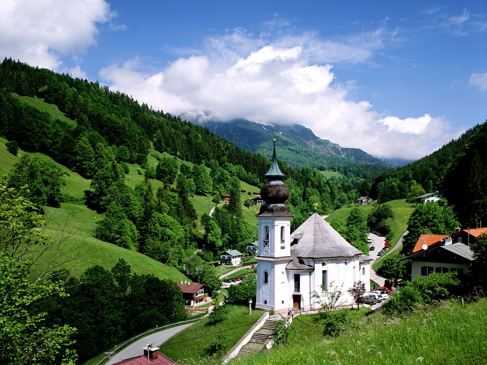 Maria Gern Church Germany