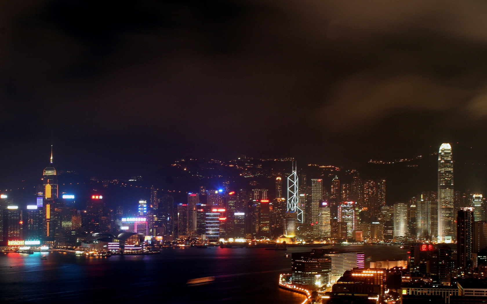 Hong Kong Night 470.06 Kb