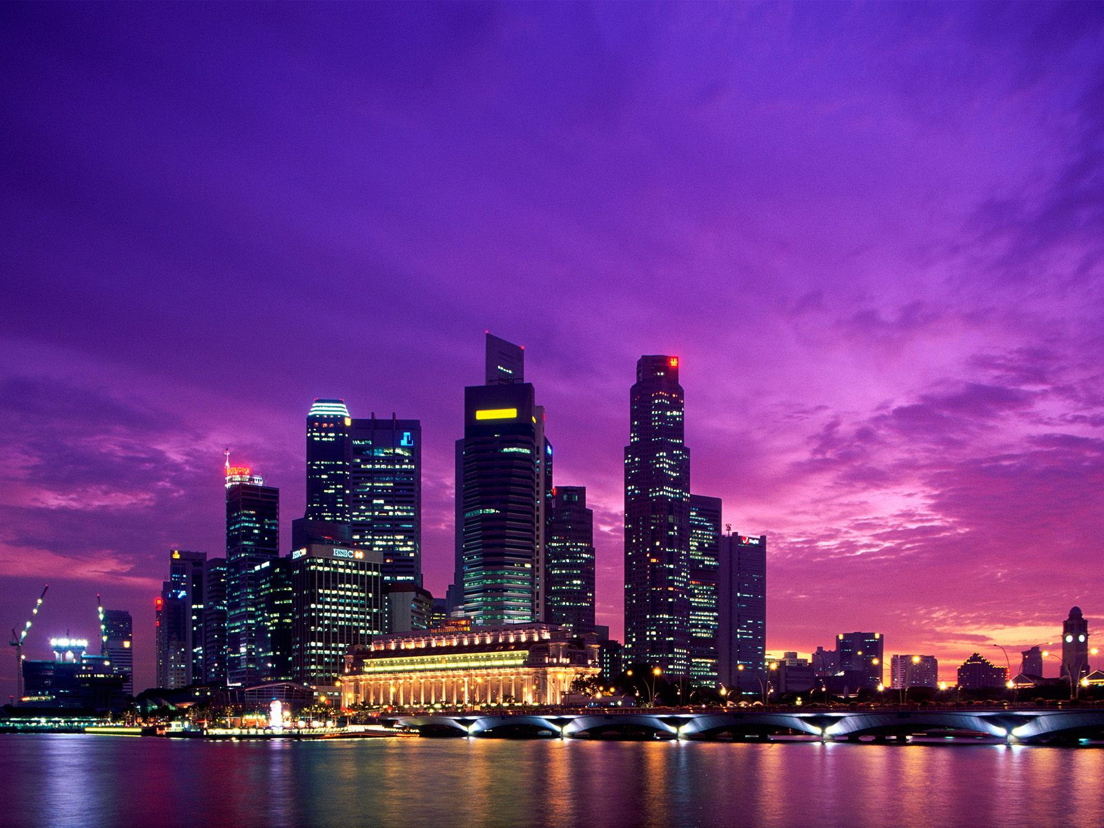 Twilight Singapore 1440.33 Kb