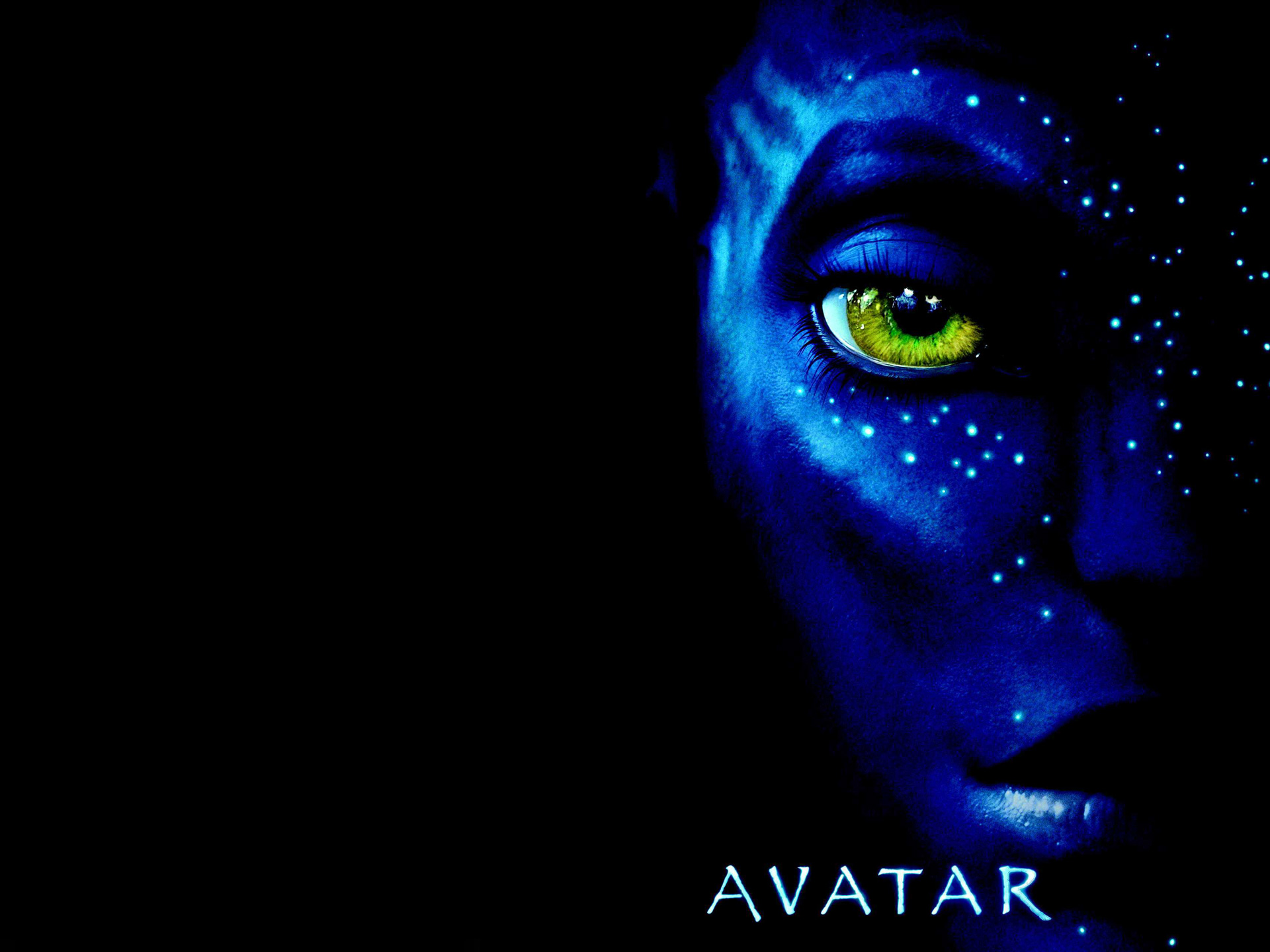 Official Avatar Movie Poster