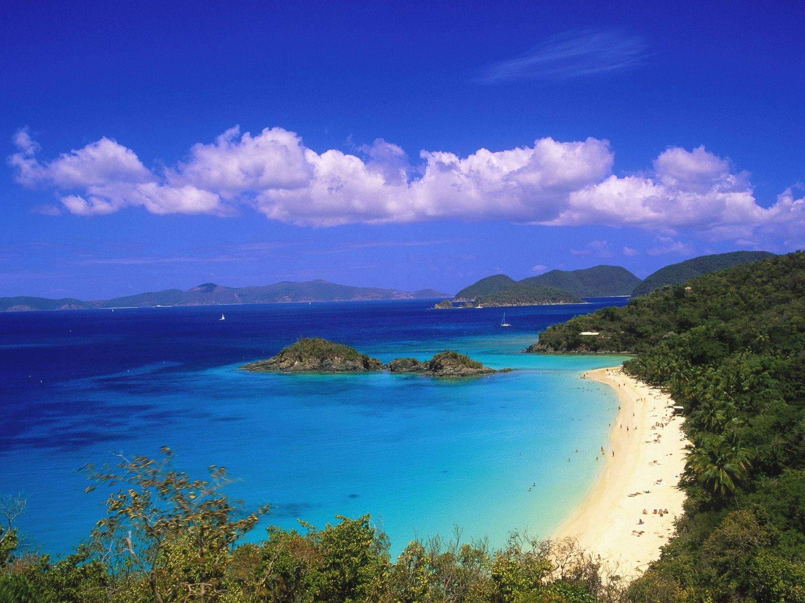 Trunk Bay US Virgin Islands