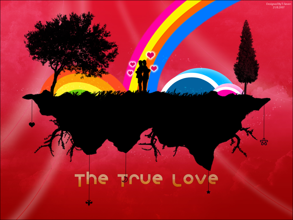 The True Love 445.63 Kb
