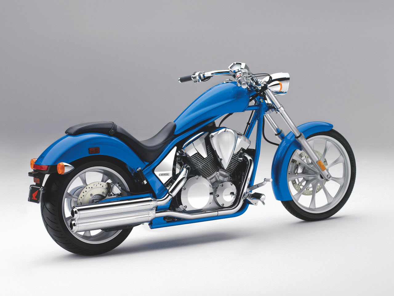 The 2010 Honda Fury Chopper 224.77 Kb