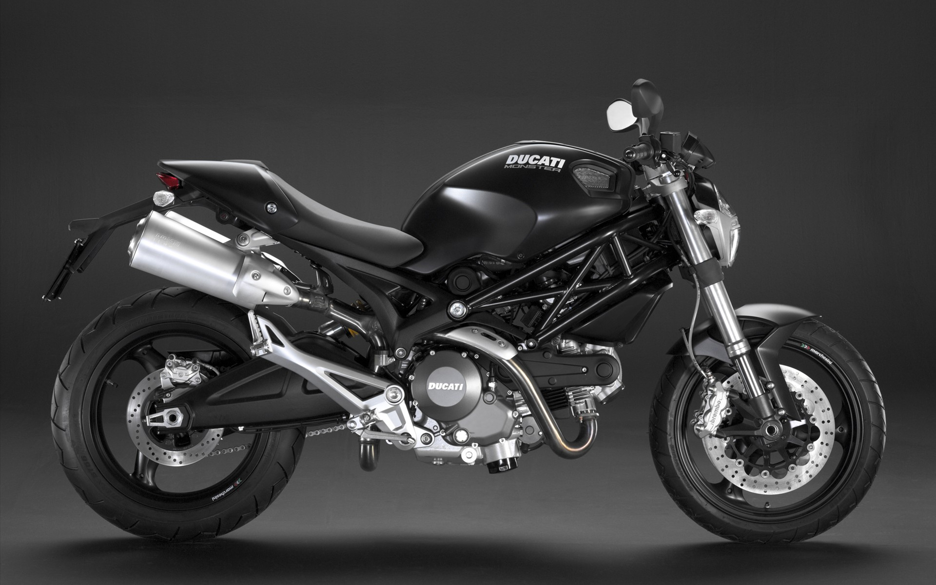 Ducati Monster 696 271.74 Kb