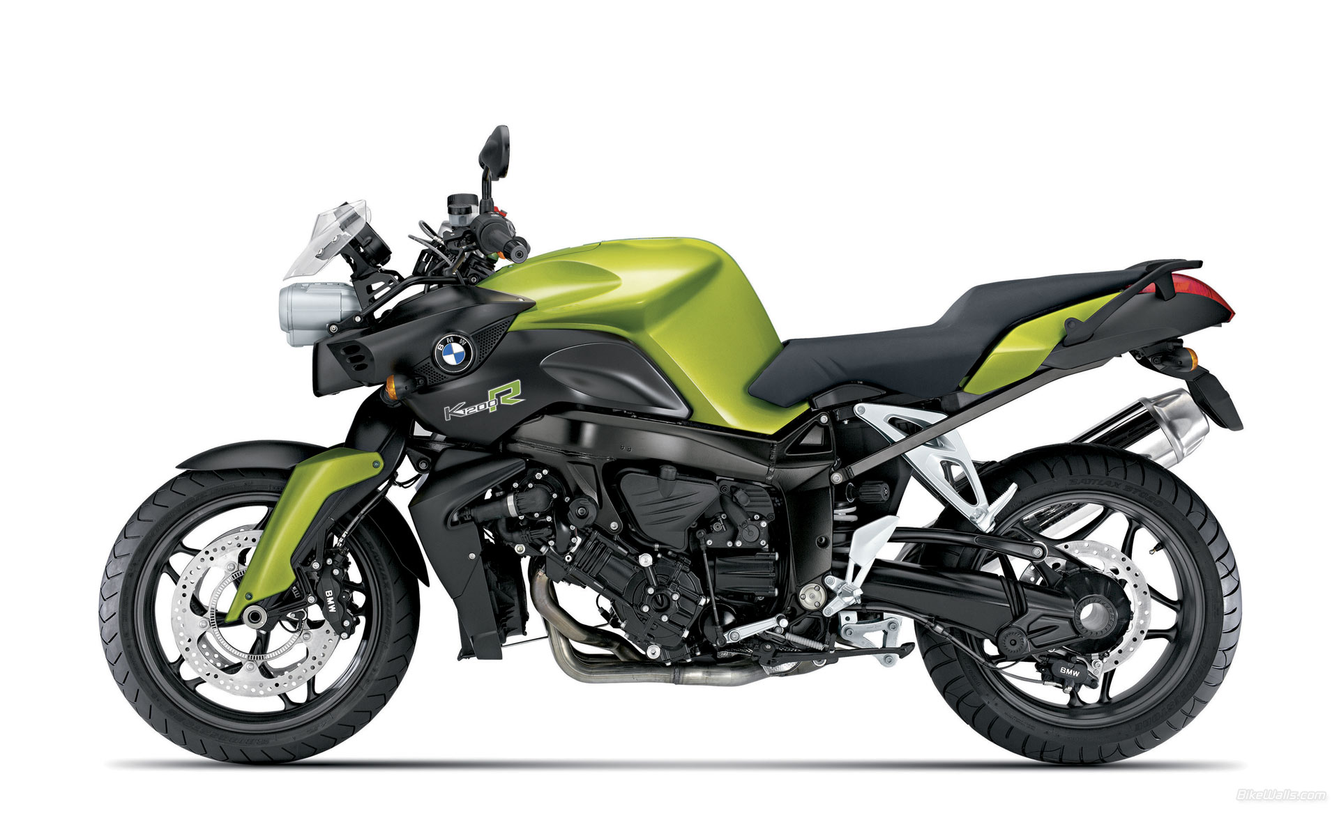 BMW K 1200 R 2008 Green 147.71 Kb