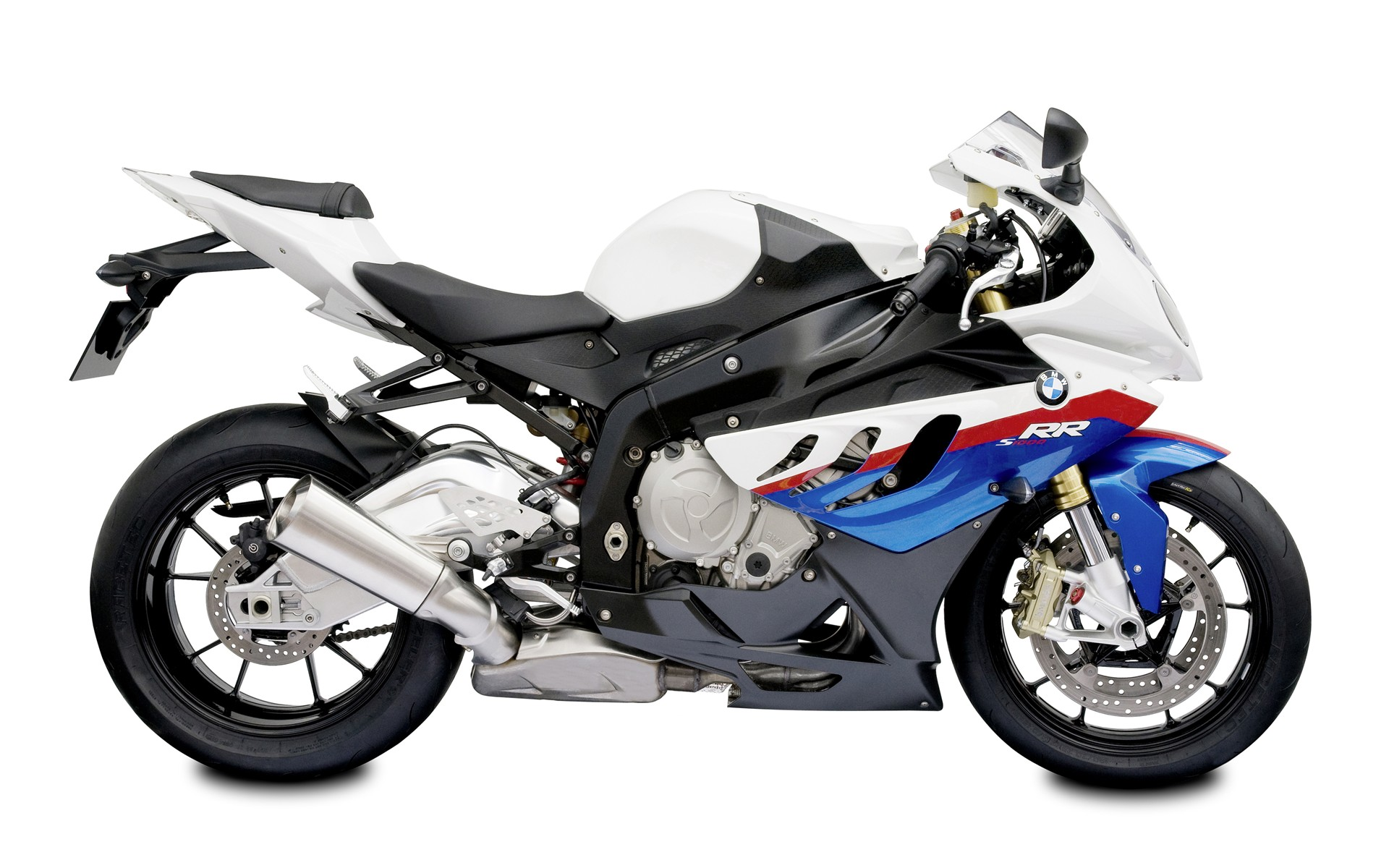 New BMW S 1000 RR White 346.73 Kb
