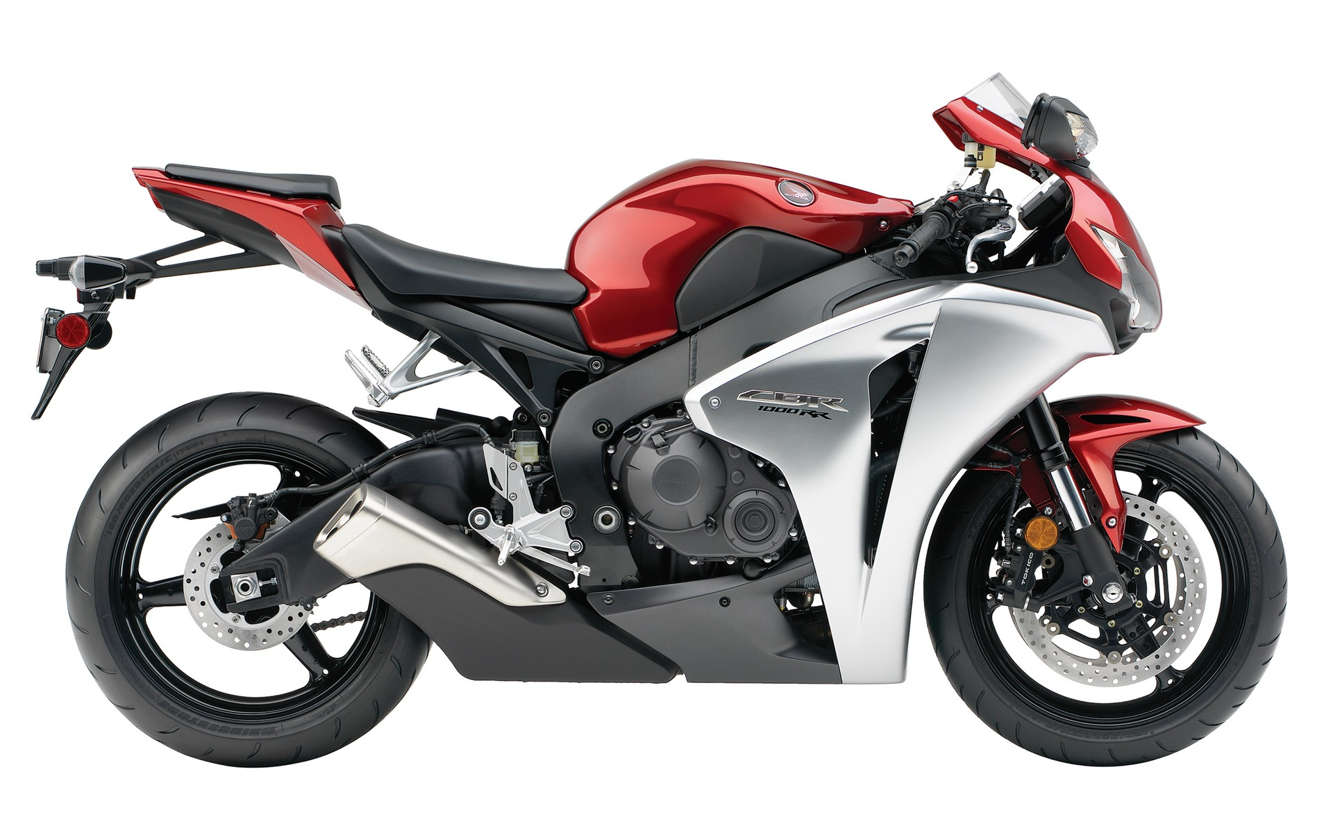 Honda CBR 1000RR 2009 Red 273.66 Kb