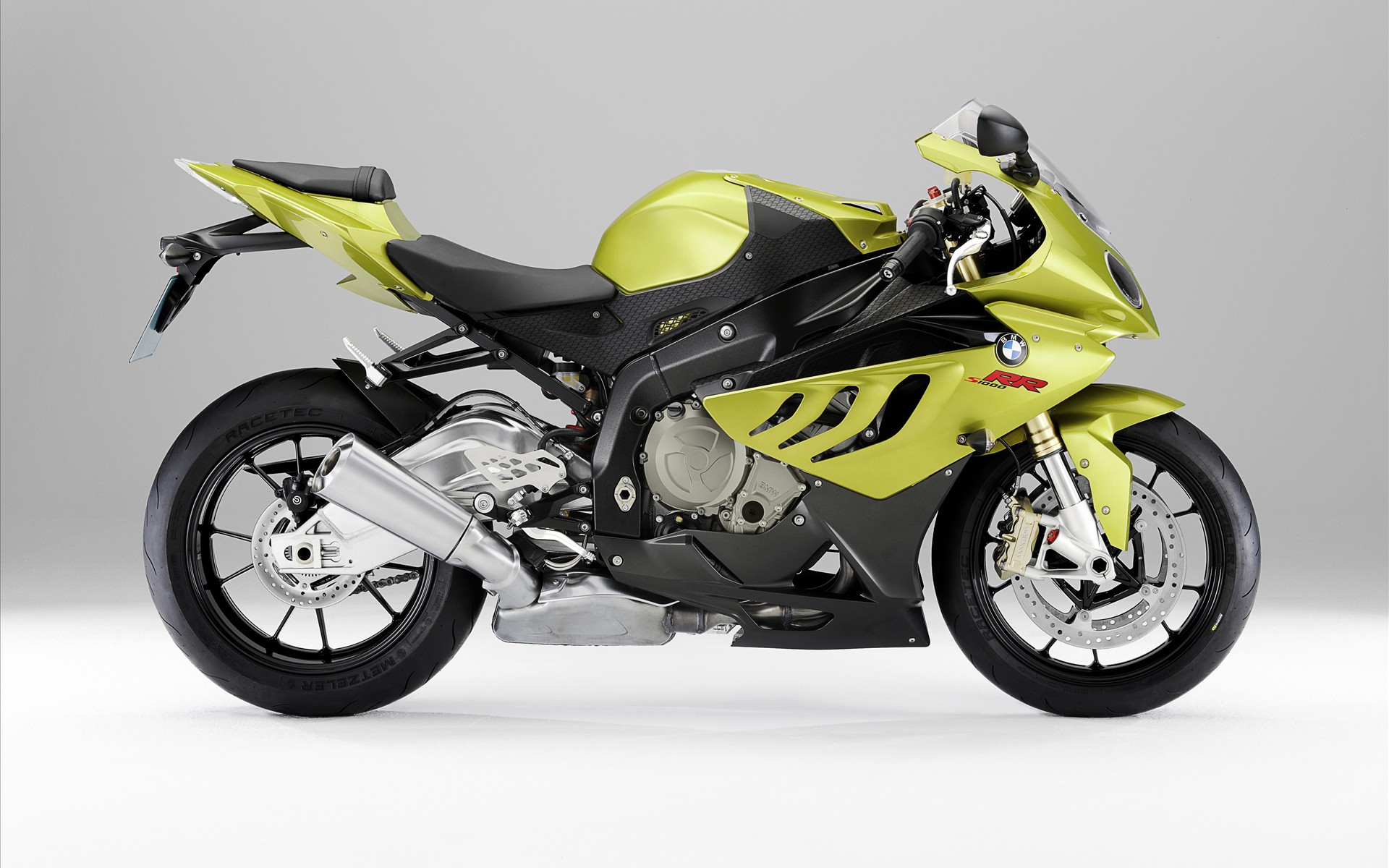 New BMW S 1000 RR