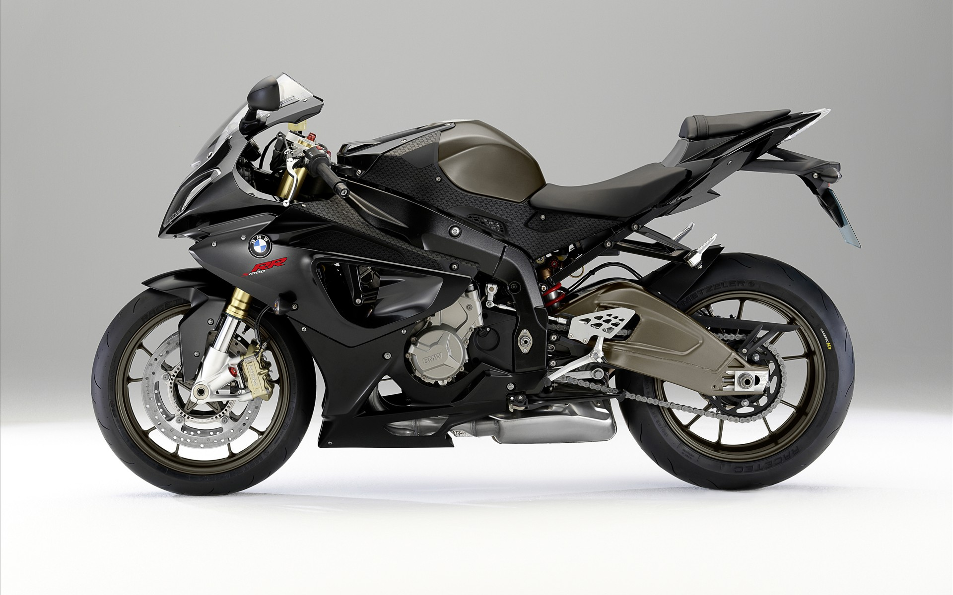 New BMW S 1000 RR Black 360.11 Kb
