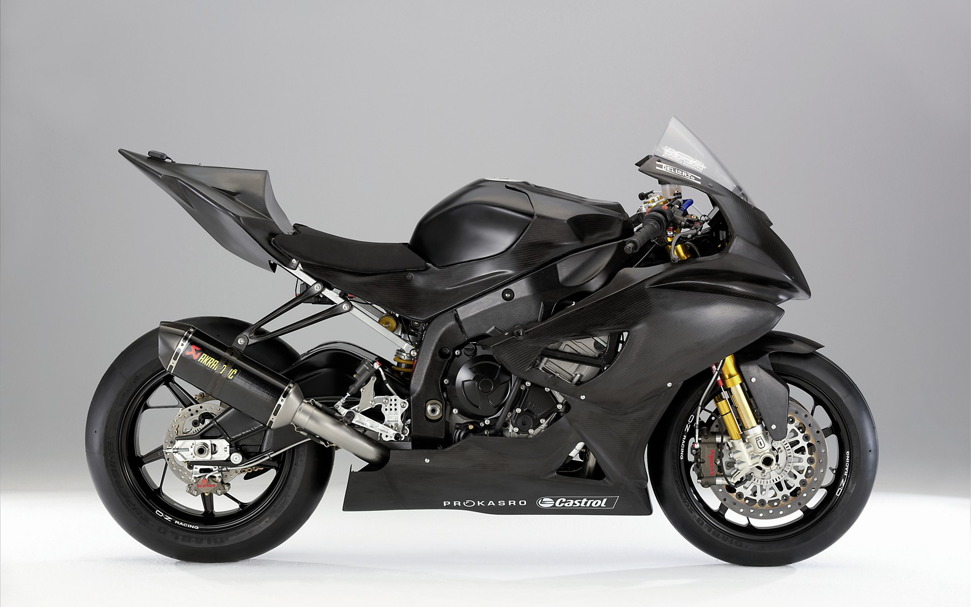 BMW S 1000 RR Black 360.11 Kb