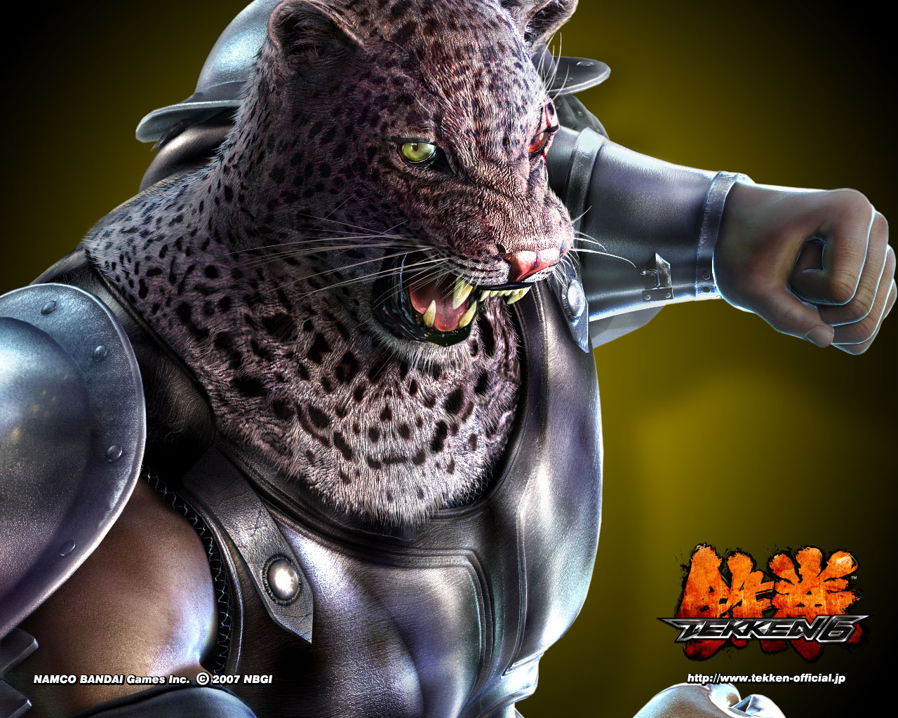 Armor King Tekken 6 542.59 Kb