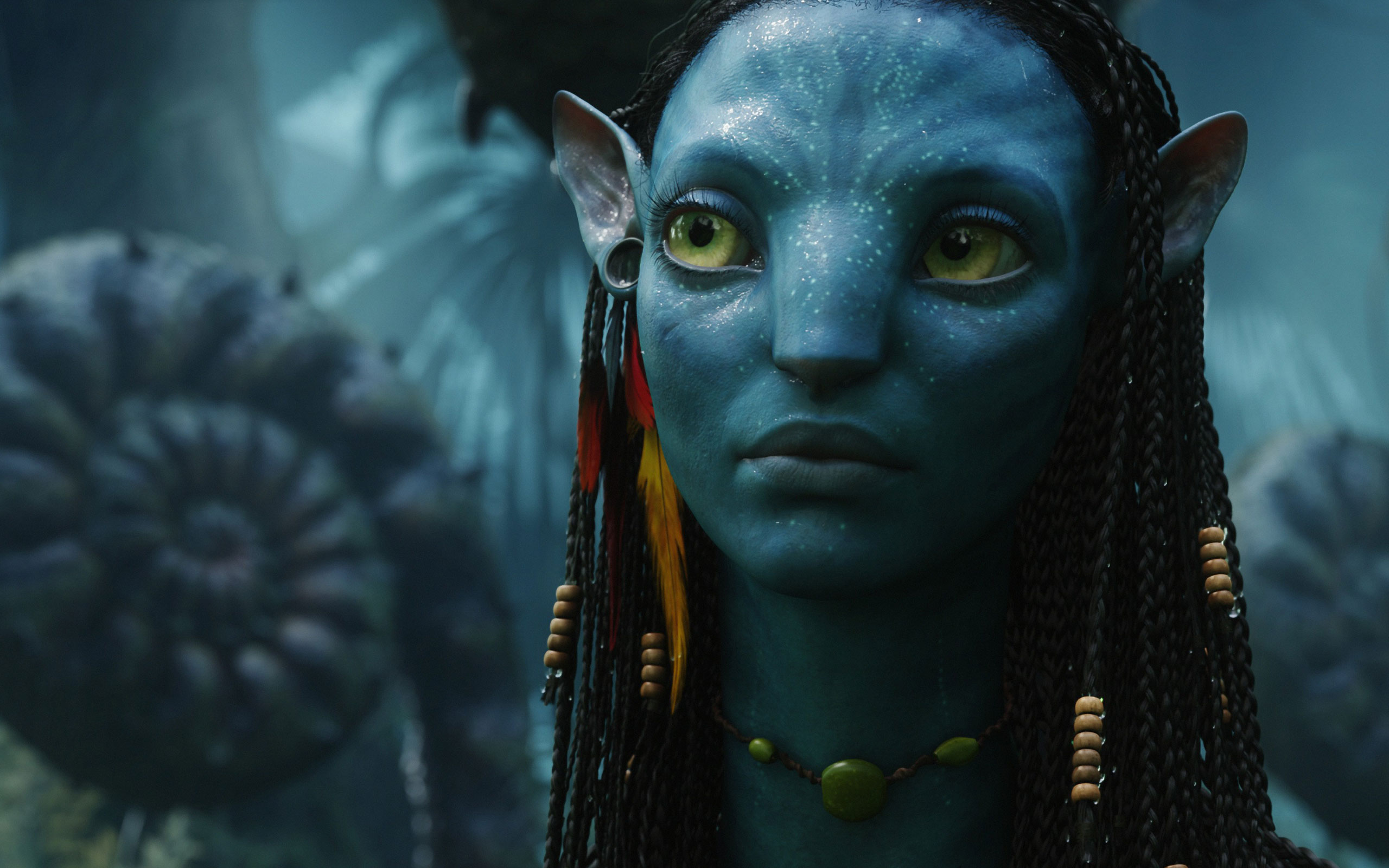 Neytiri Female in Avatar 462.58 Kb
