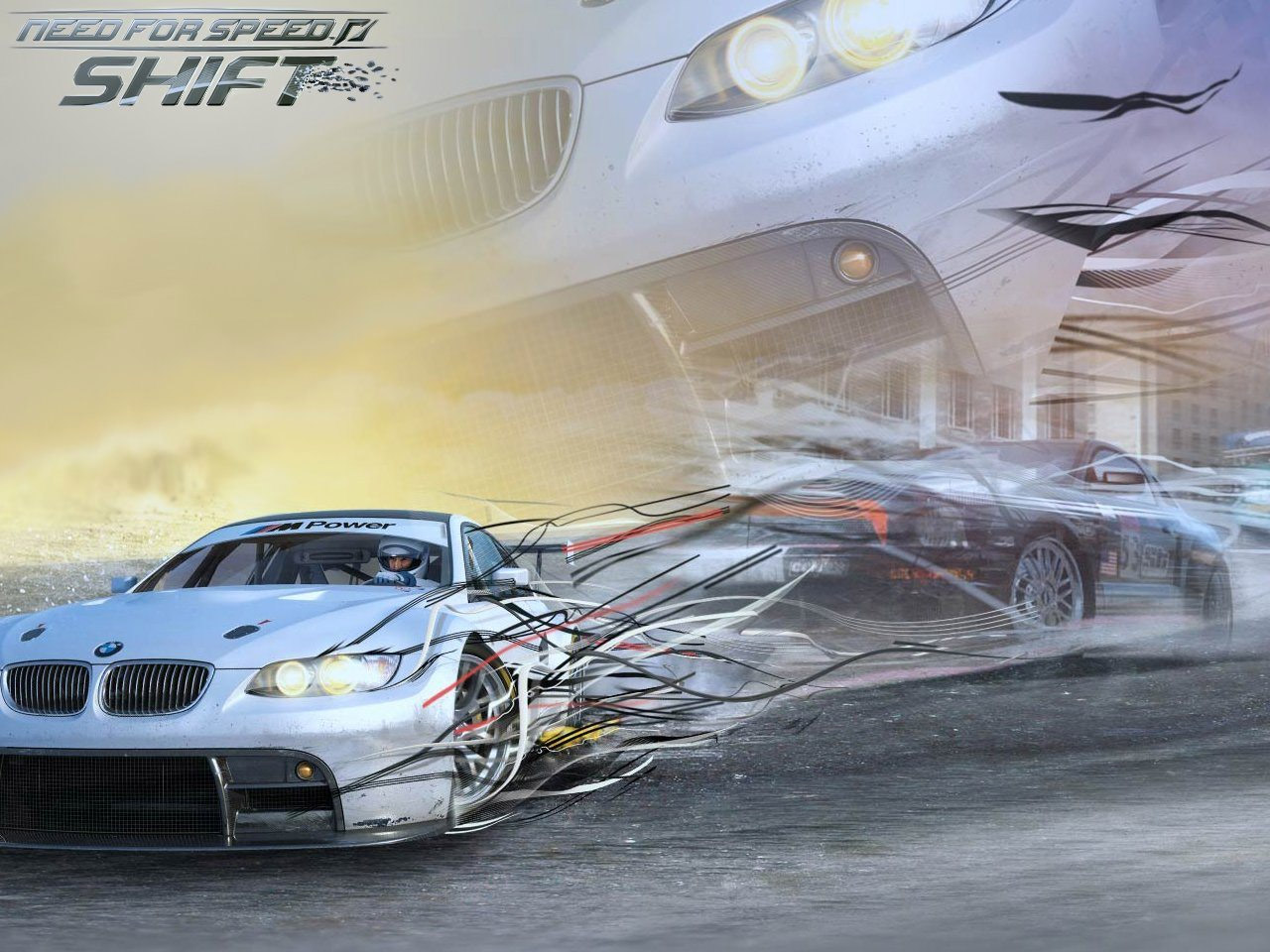 Need for Speed Shift 822.77 Kb