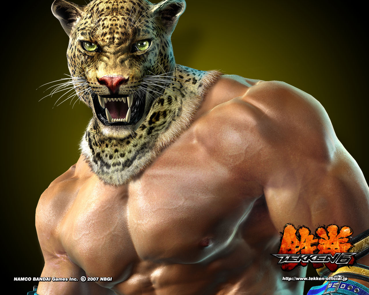 King Tekken 6 461.33 Kb